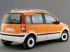 Fiat Panda Alessi 2005