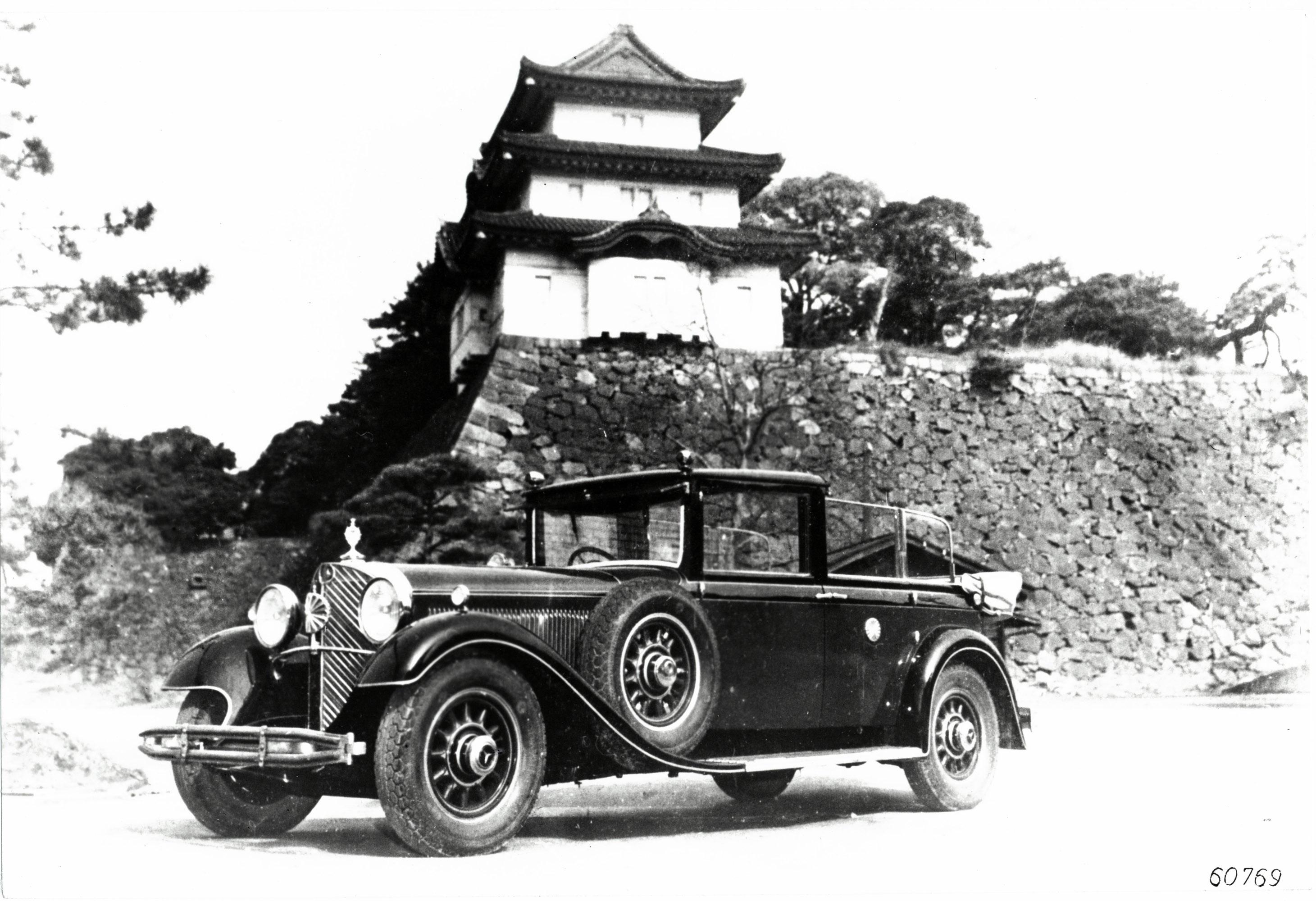 1930 Mercedes Benz 770 Grand Mercedes Hd Pictures