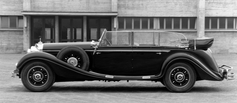 1930 mercedes benz 770 grand mercedes hd pictures for Mercedes benz 770
