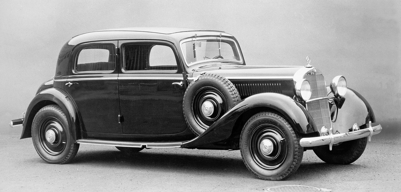 1936 Mercedes Benz 260d Hd Pictures