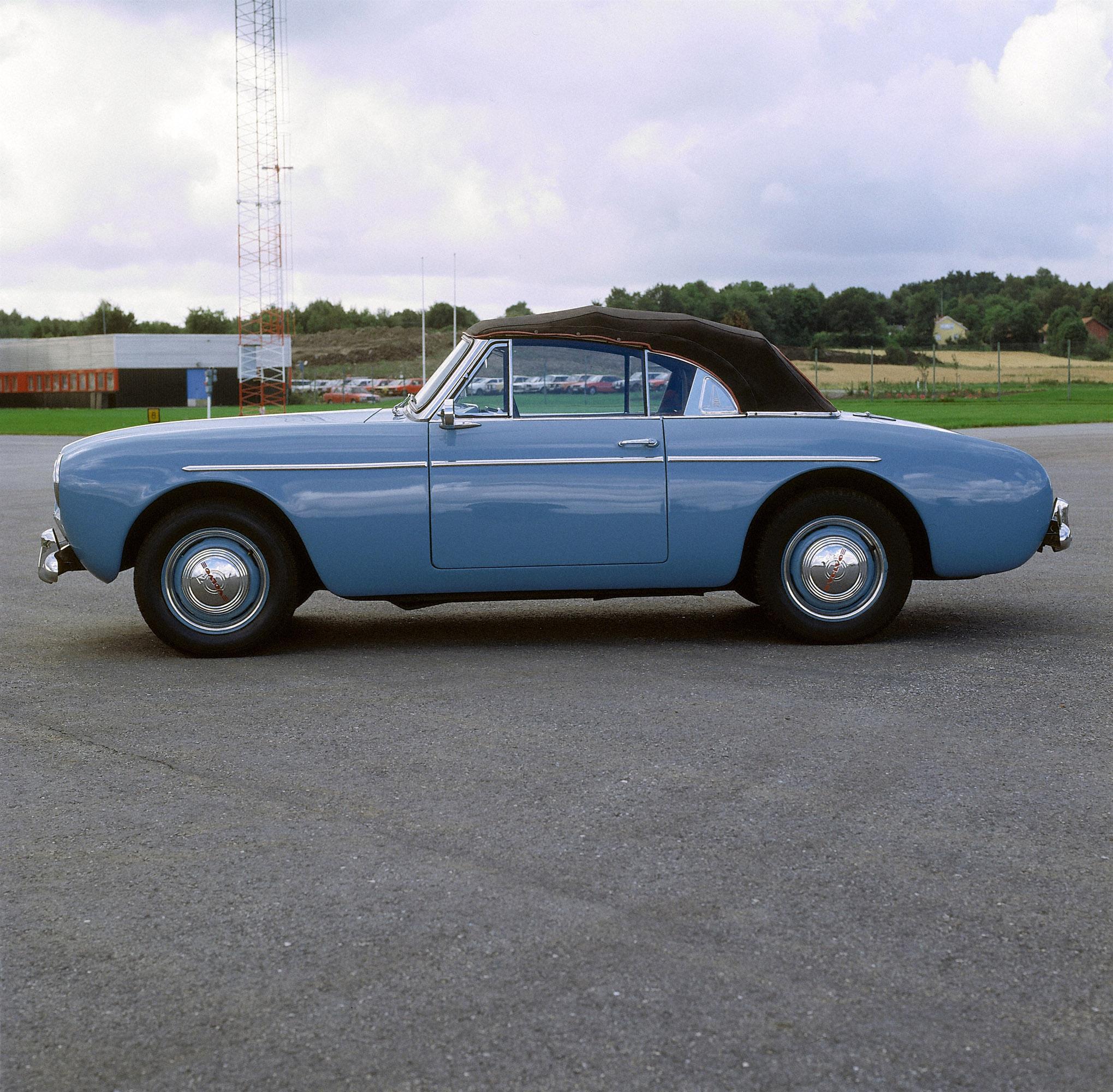 1956 Volvo Sport Convertible Thumbnail Photo 60070