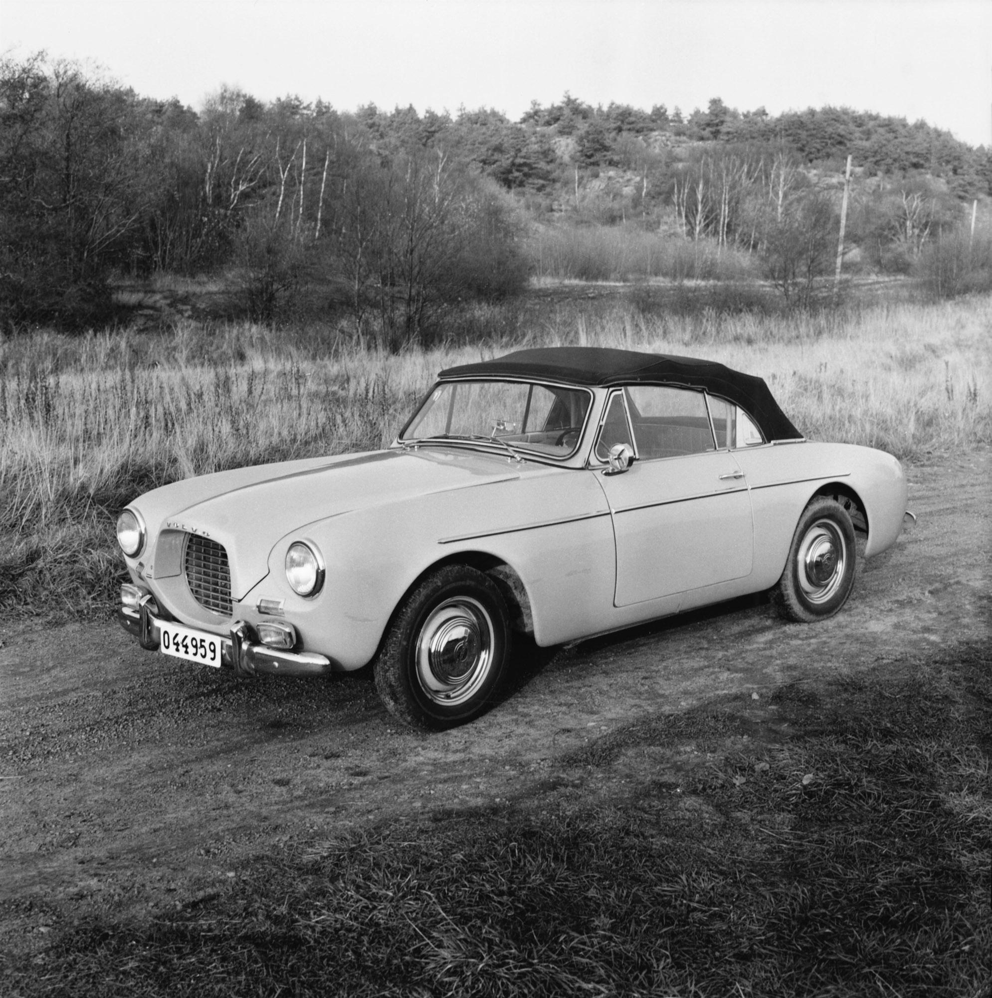 1956 Volvo Sport Convertible Thumbnail Photo 60075