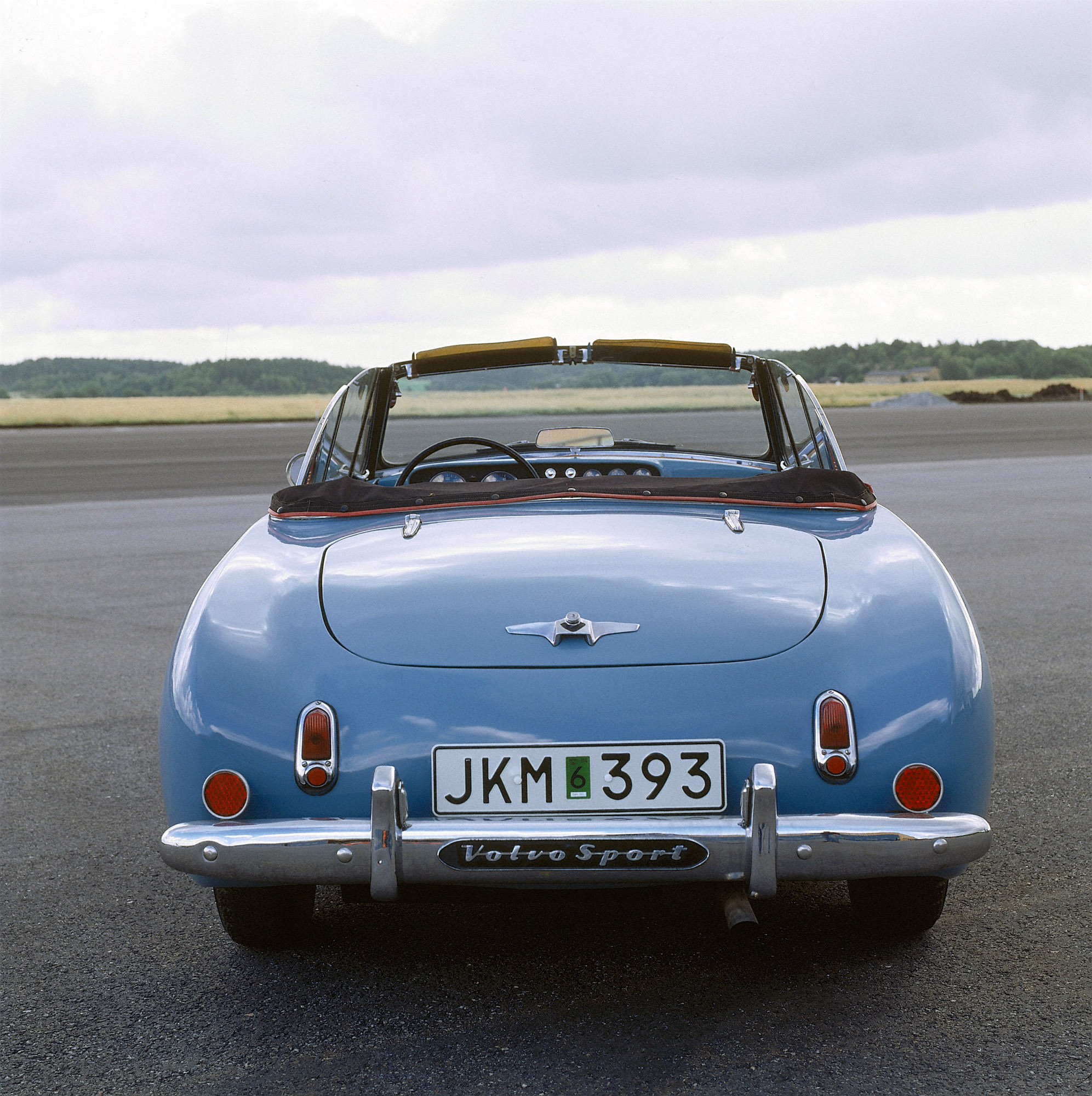 1956 Volvo Sport Convertible Thumbnail Photo 60081