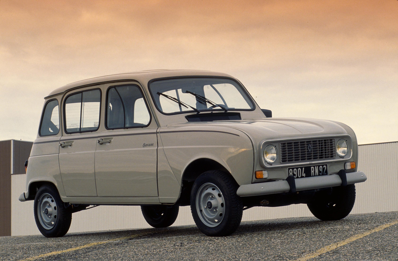 Renault 4 photo #1