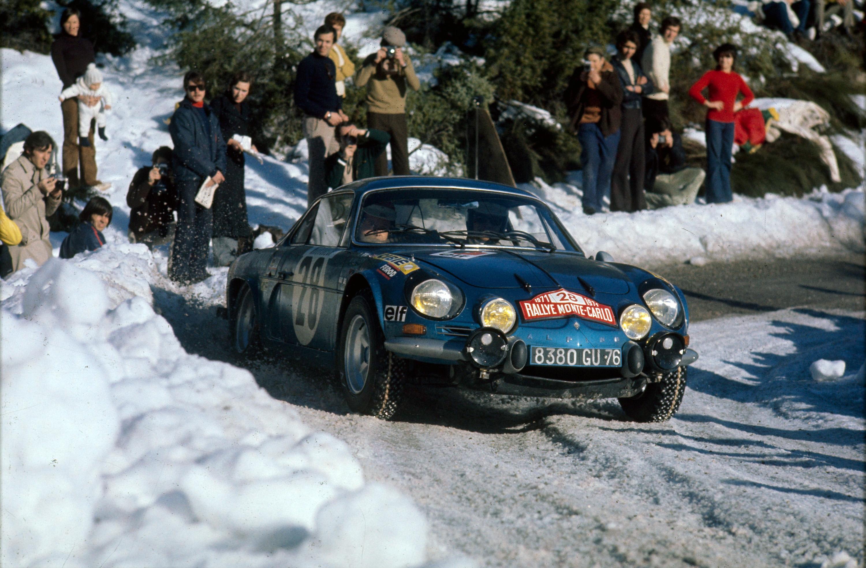 1962 renault alpine a110 - photo #16