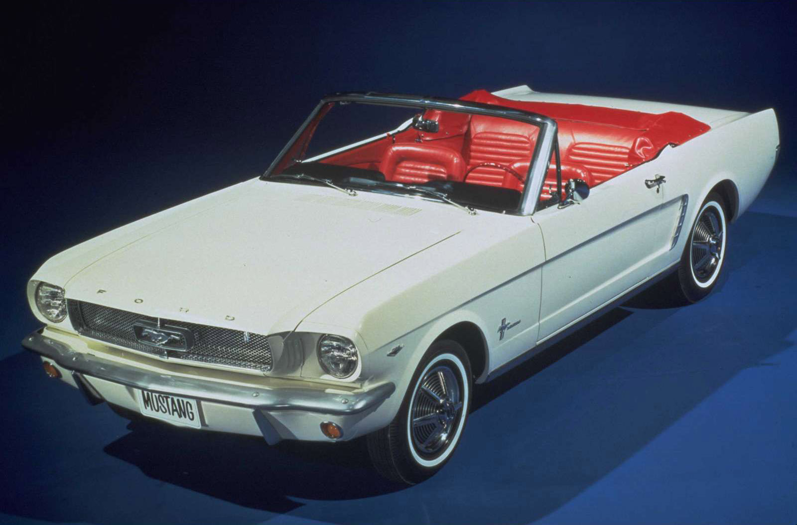 1964 Mustang Length