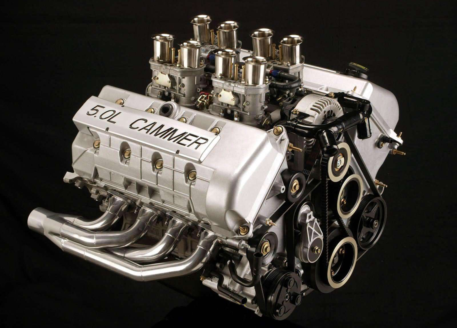 1965 Ford Mustang Fastback Cammer Engine - HD Pictures ...