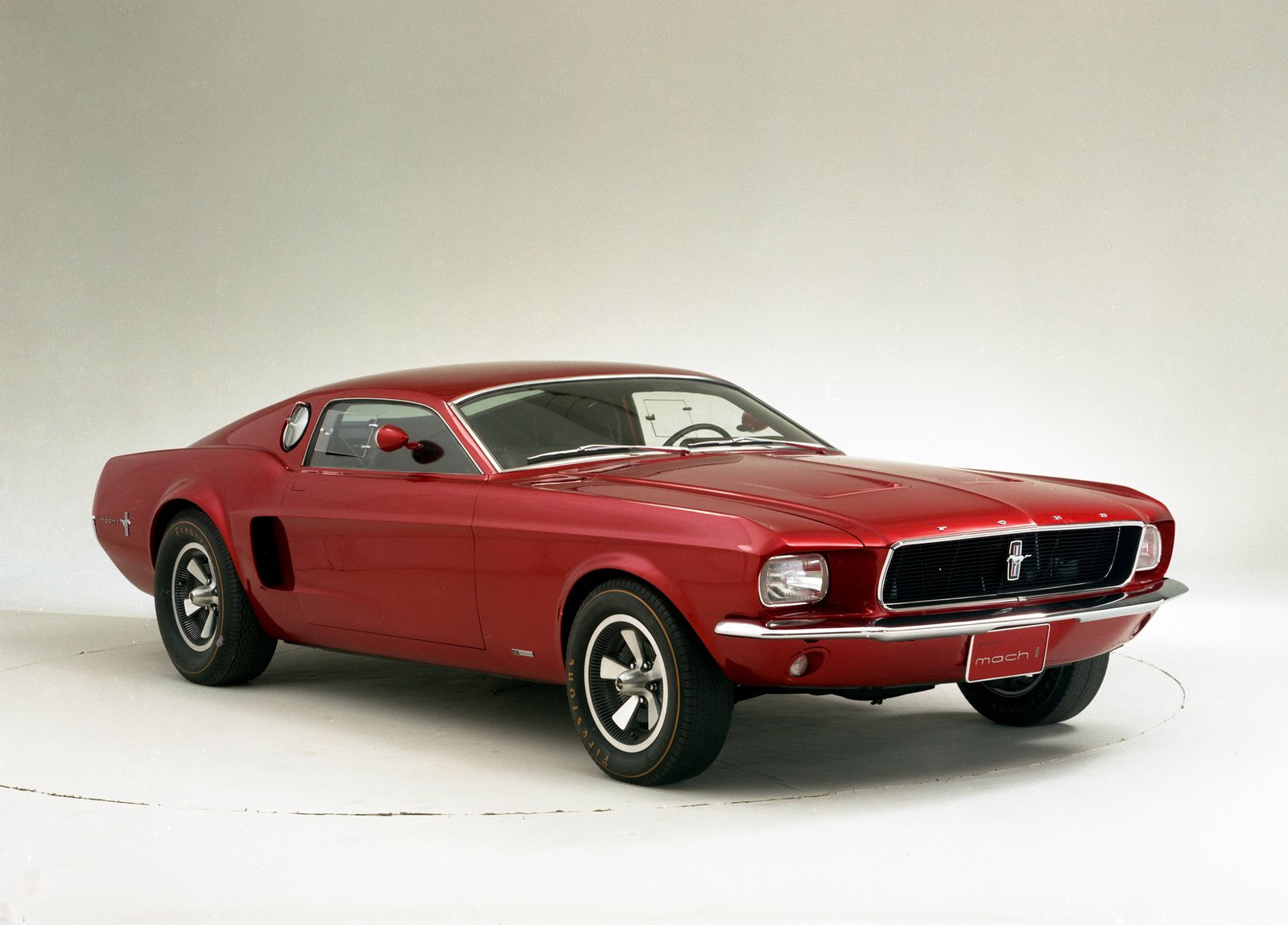 Ford Mustang Mach 1 Concept photo #1