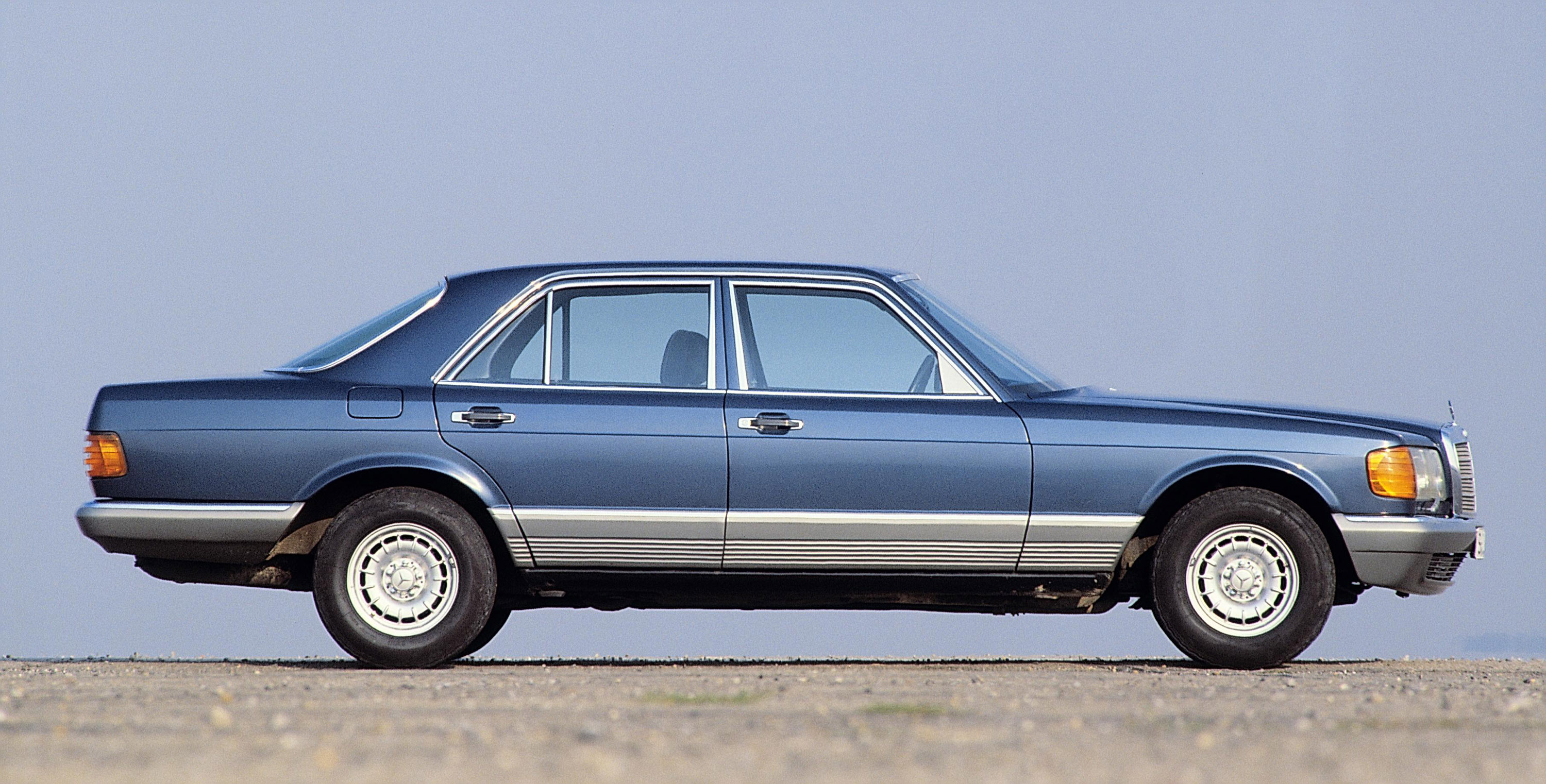 The w126 shorty se history picture thread page 4 for Mercedes benz se