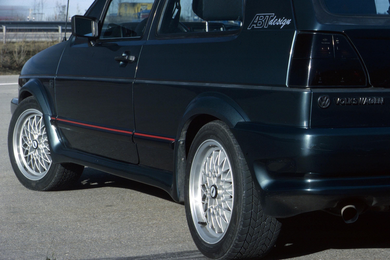 ABT Volkswagen Golf II photo #5