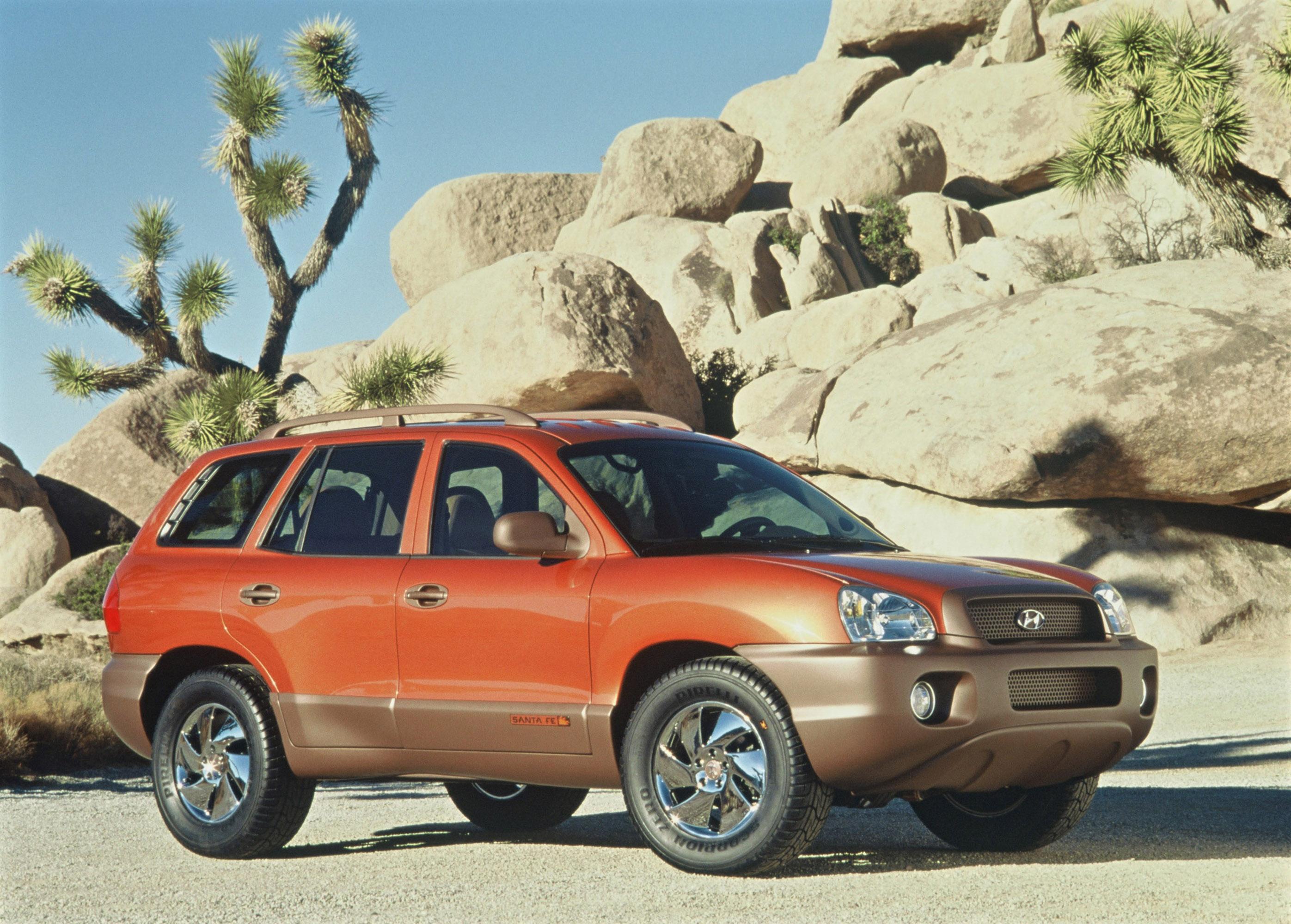 Hyundai Santa Fe Concept photo #1