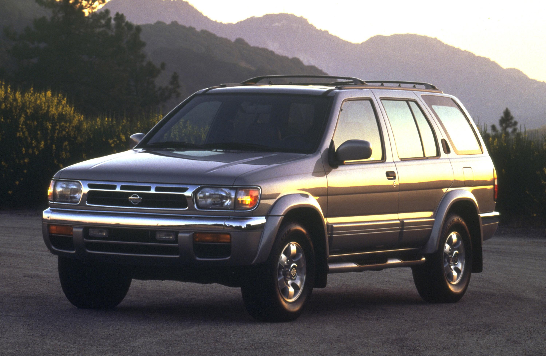 1999 Nissan Pathfinder Hd Pictures Carsinvasion Com