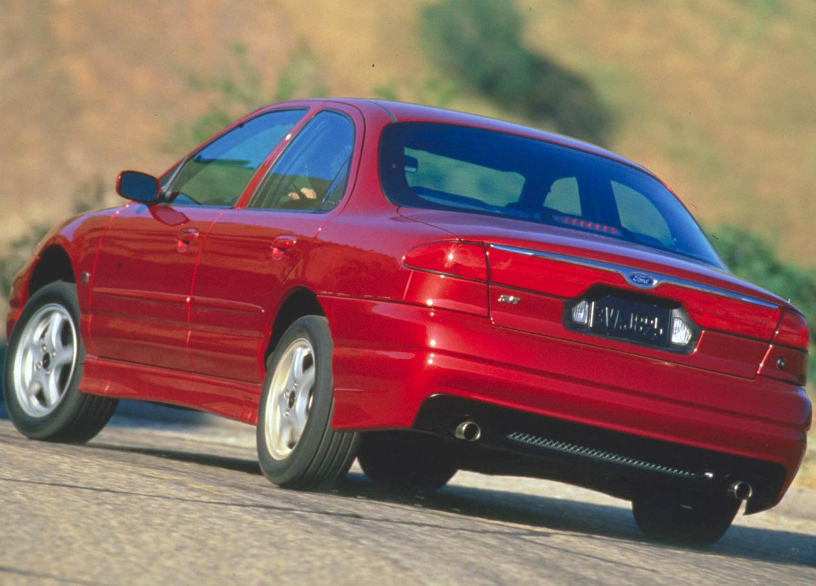 2000 Ford Svt Contour Hd Pictures Carsinvasion Com
