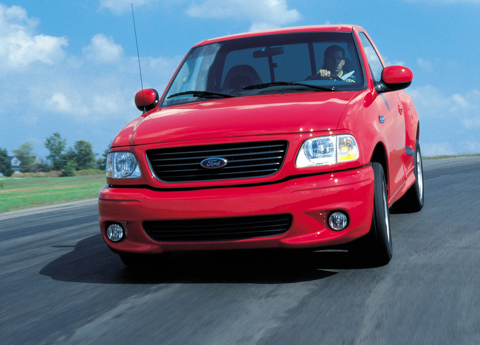 Ford Svt Lightning >> 2001 Ford F-150 SVT Lightning - HD Pictures @ carsinvasion.com