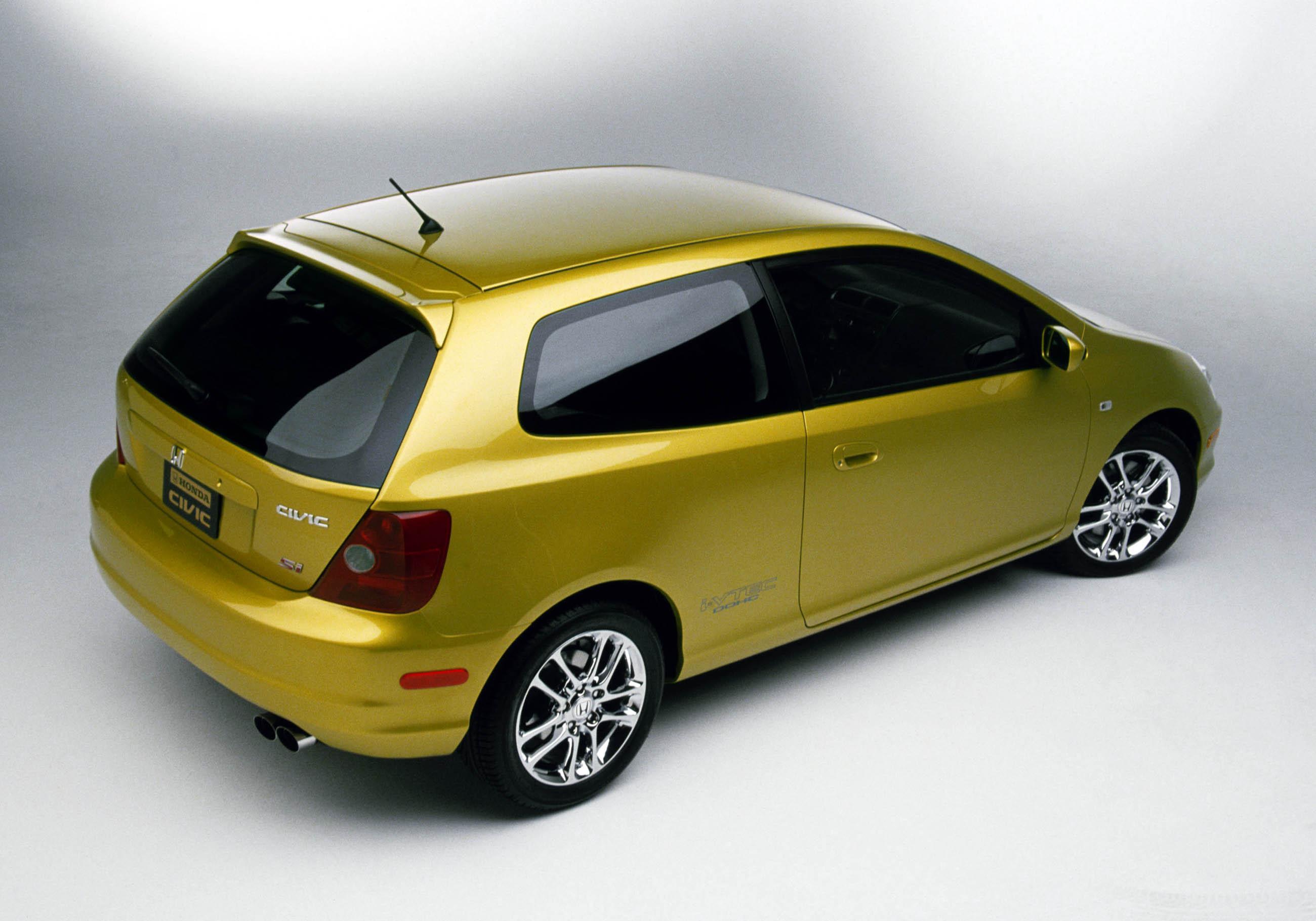 2001 Honda Civic Si Concept - HD Pictures @ carsinvasion.com