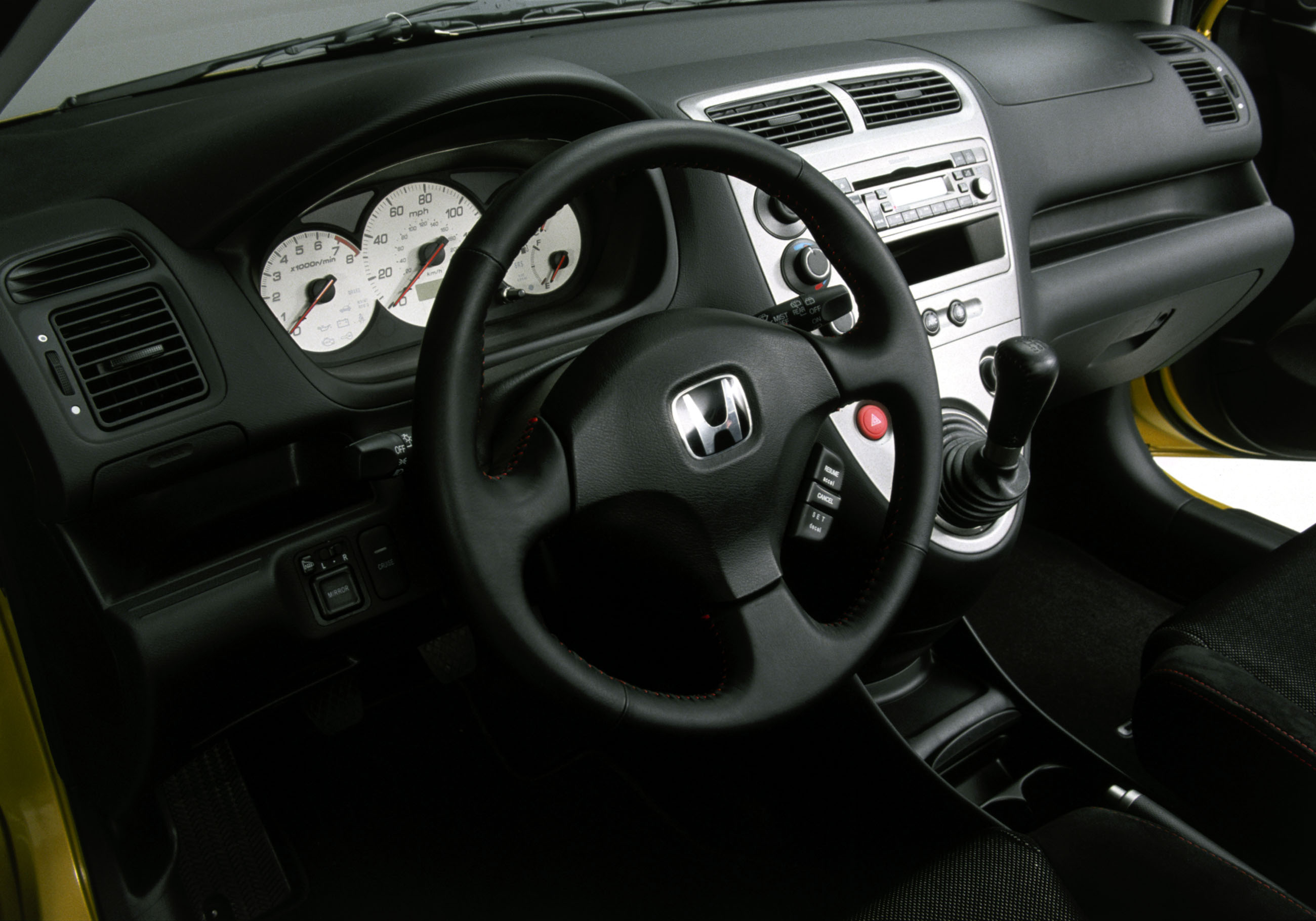 2001 Honda Civic Si Concept Thumbnail Photo 73769