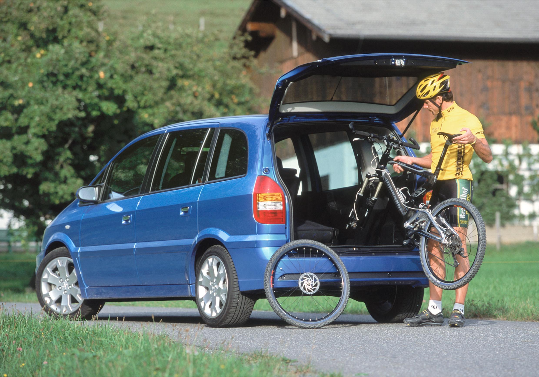 2001 Opel Zafira Opc Hd Pictures Carsinvasion Com