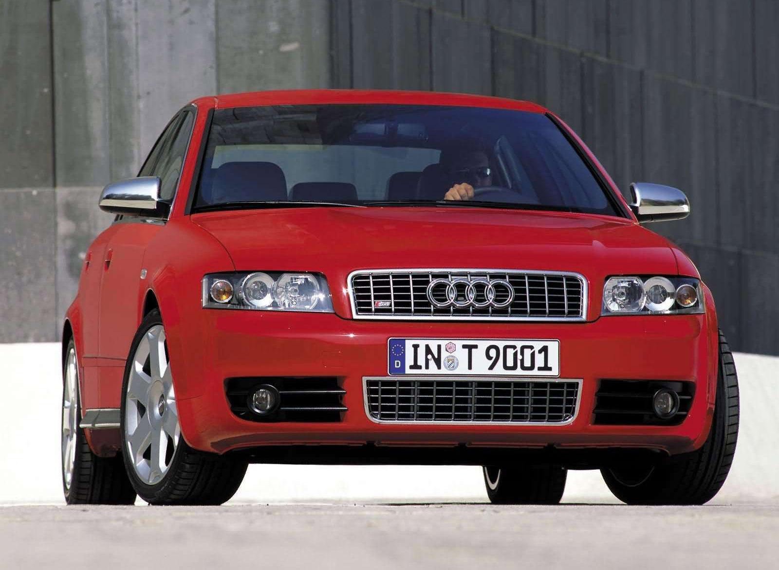 Audi S4 photo #1