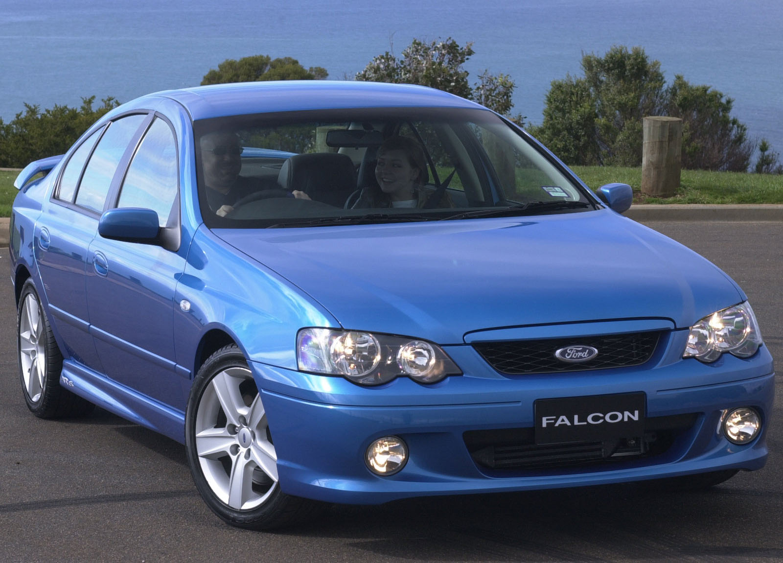 ford ba falcon xr turbo hd pictures  carsinvasioncom