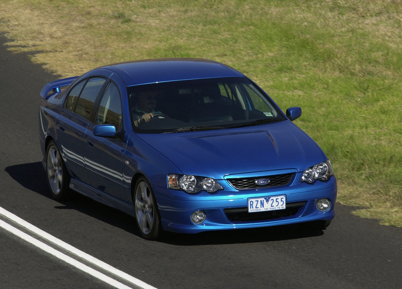 2002 Ford Ba Falcon Xr8 Hd Pictures Thumbnail Photo 91403