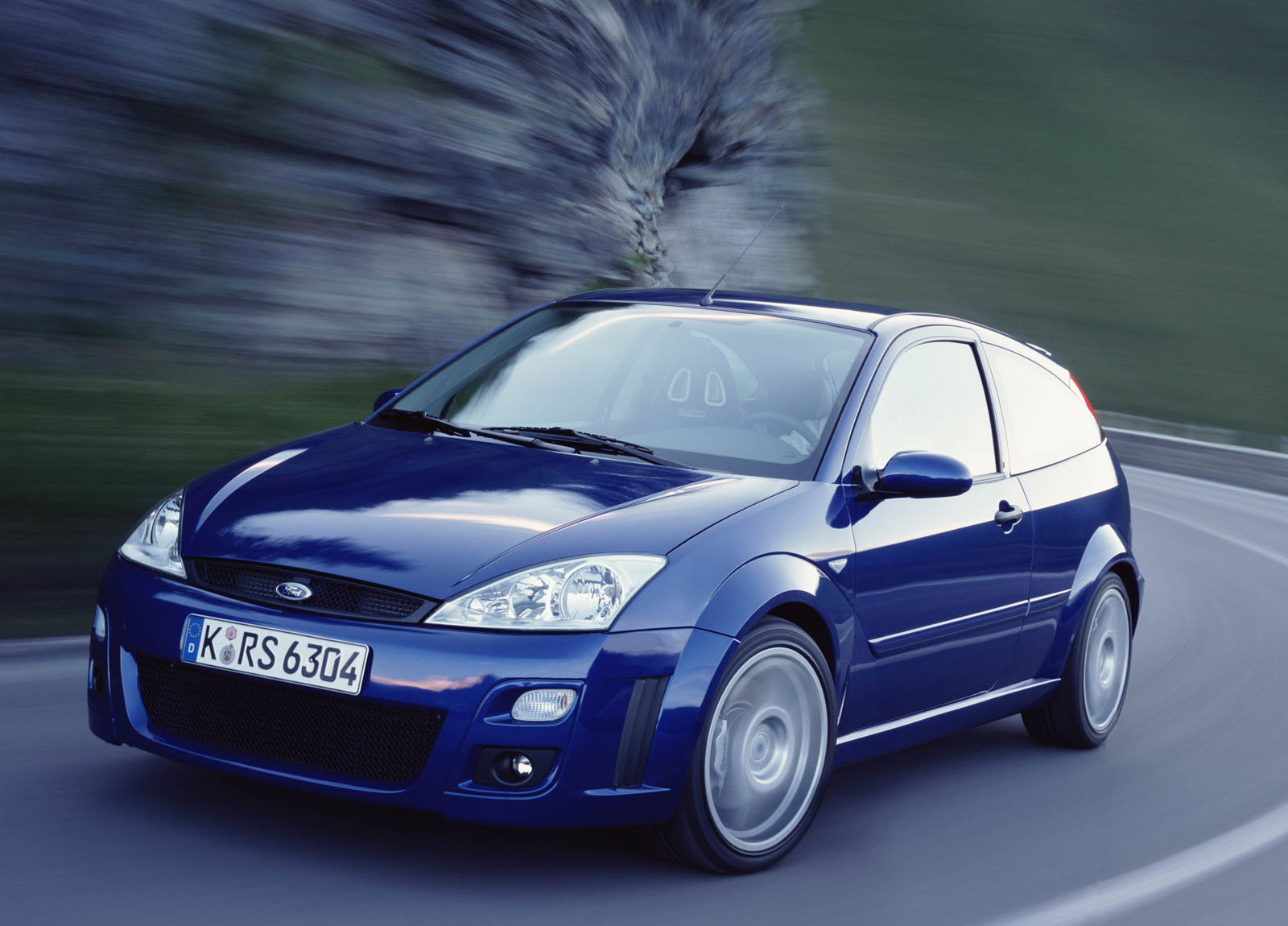 Ford Focus RS photo #1