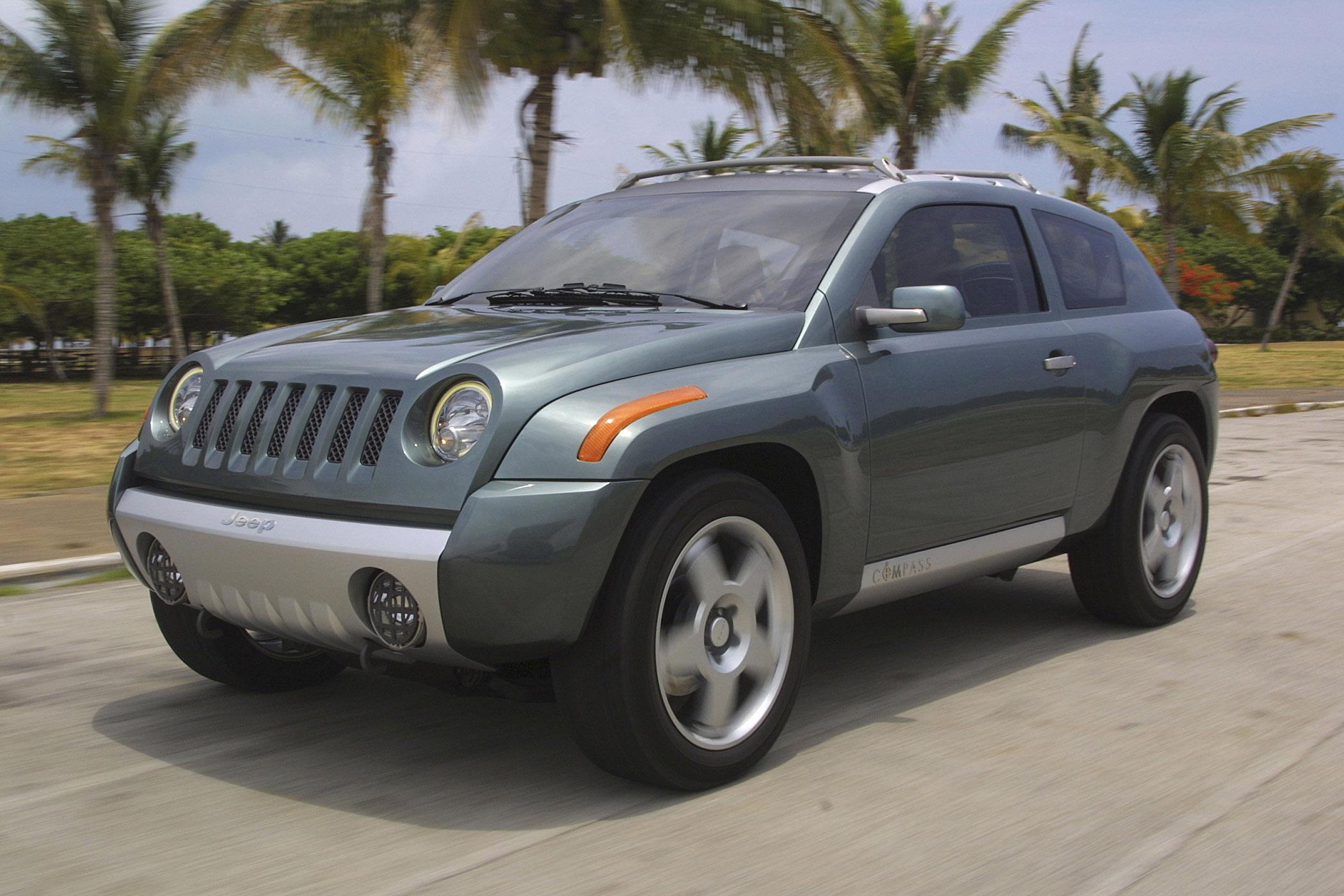 2002 Jeep Compass Concept Hd Pictures Carsinvasion Com