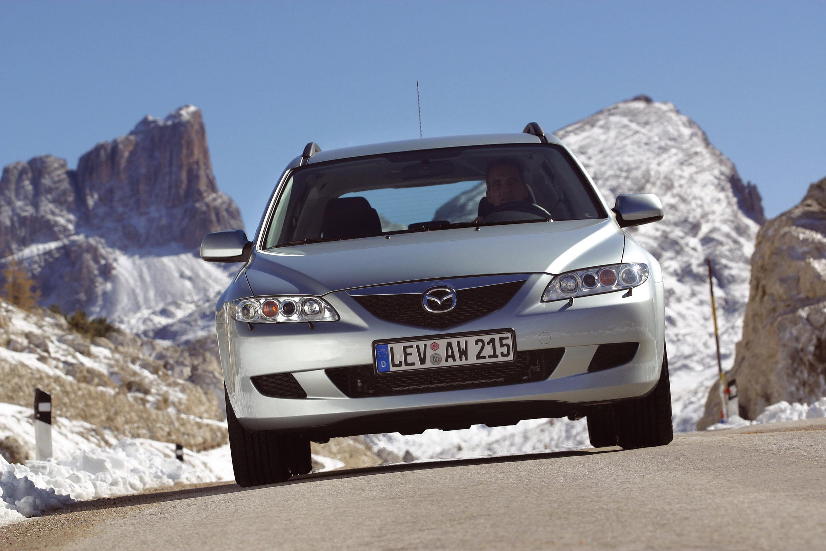 2002 Mazda 6 AWD - HD Pictures @ carsinvasion.com