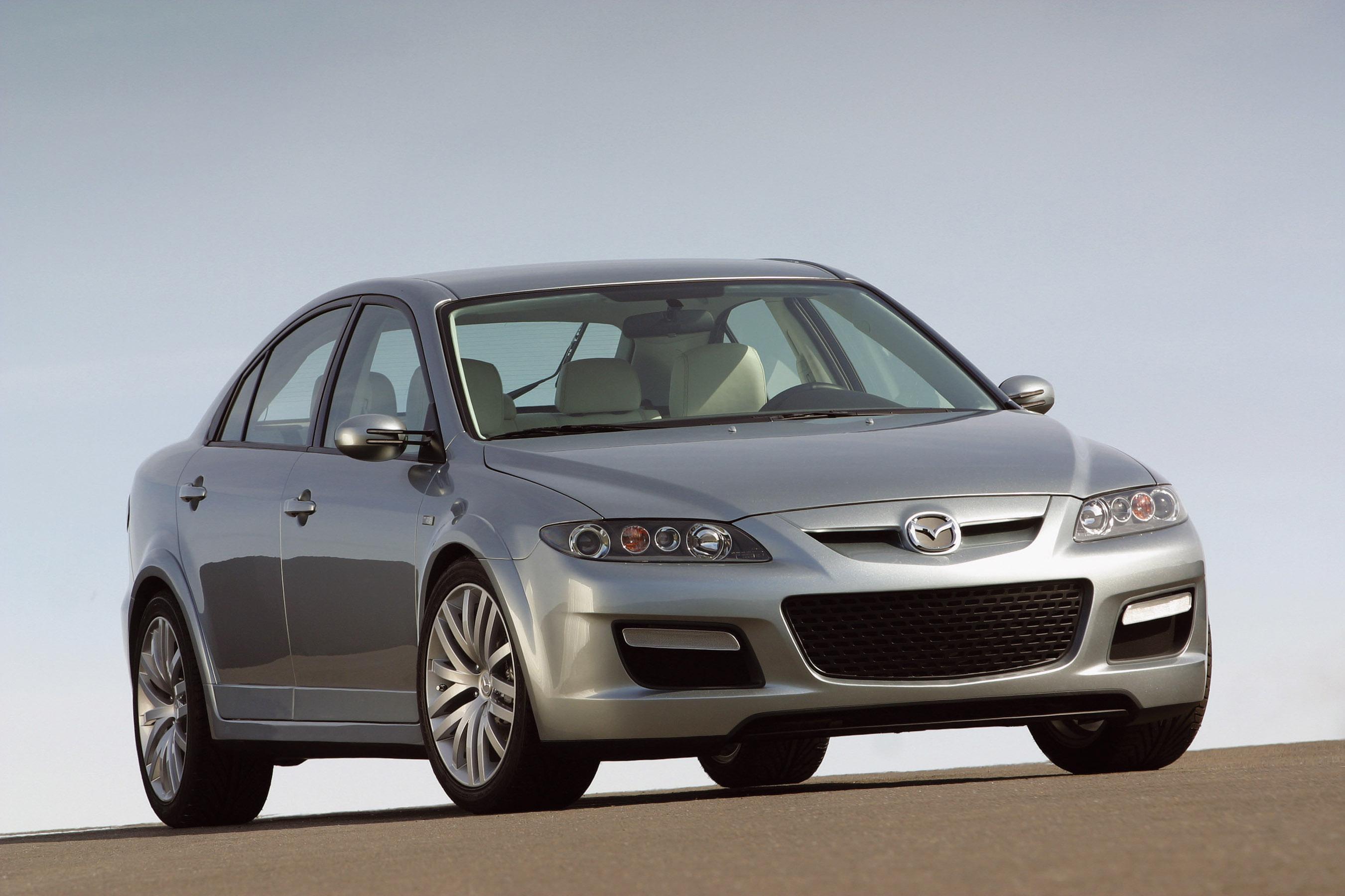 Mazda 6 MPS Concept photo #1