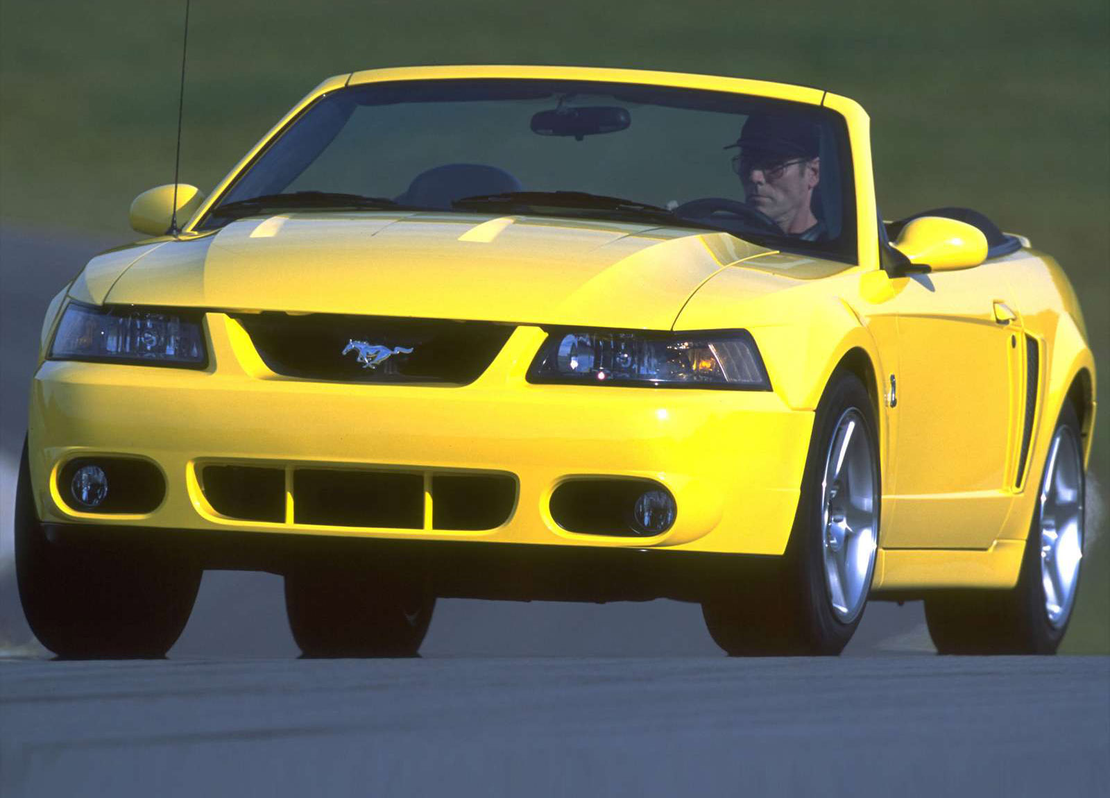 2003 Ford Mustang Svt Cobra Convertible Hd Pictures