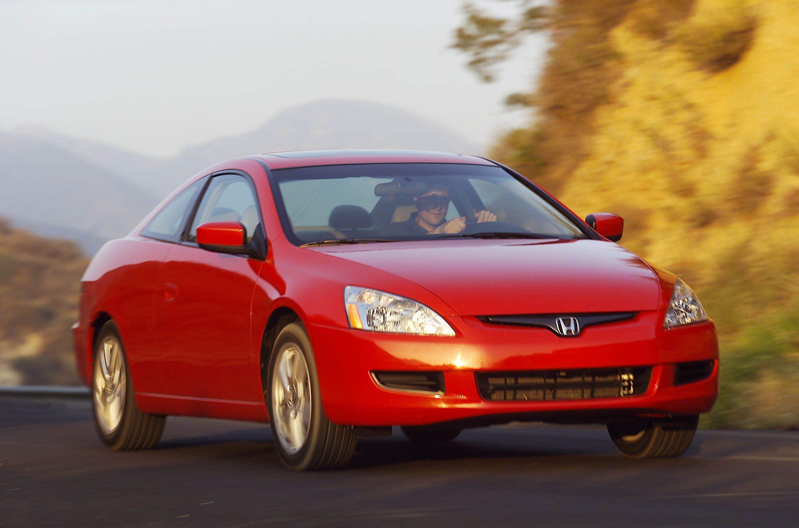 2003 Honda Accord Coupe Thumbnail Photo 73519