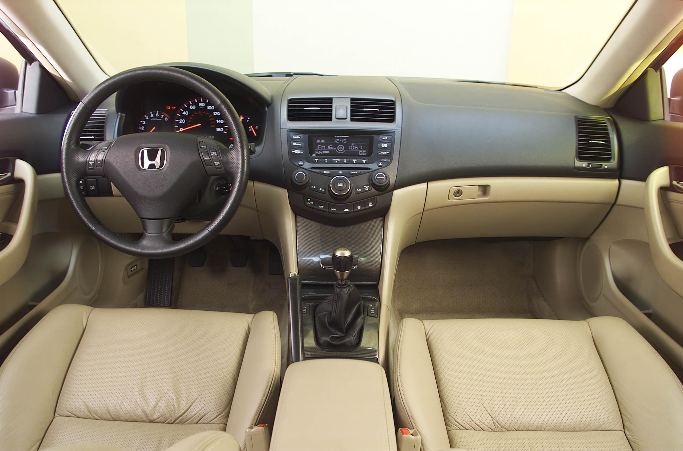Honda Accord Sedan photo #38