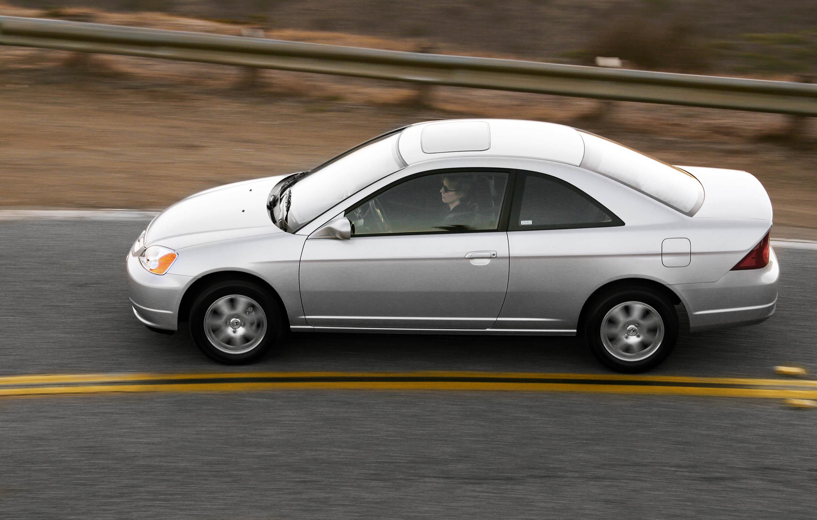 2003 Honda Civic Coupe Thumbnail Photo 73302