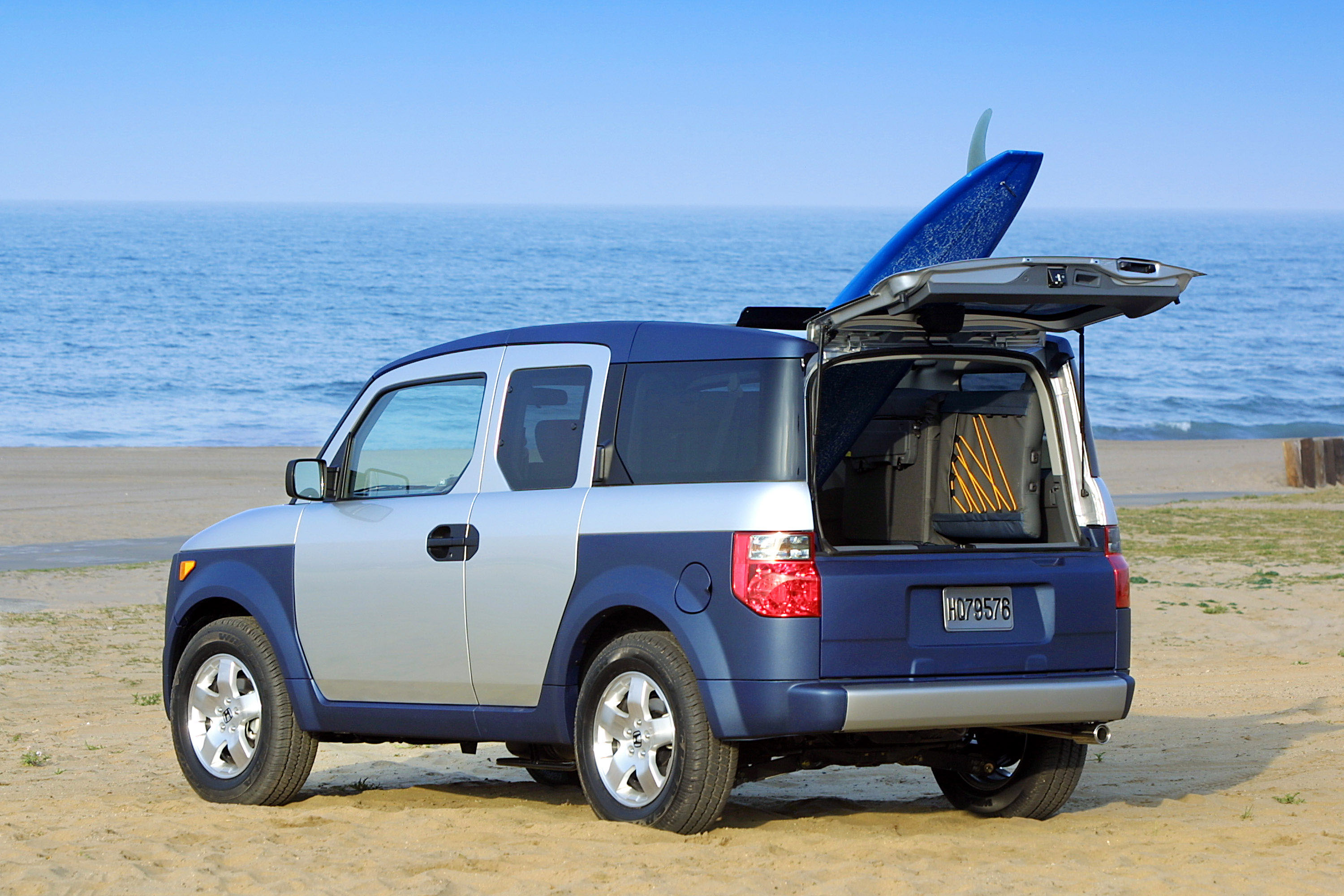 2003 Honda Element Concept Picture Gallery