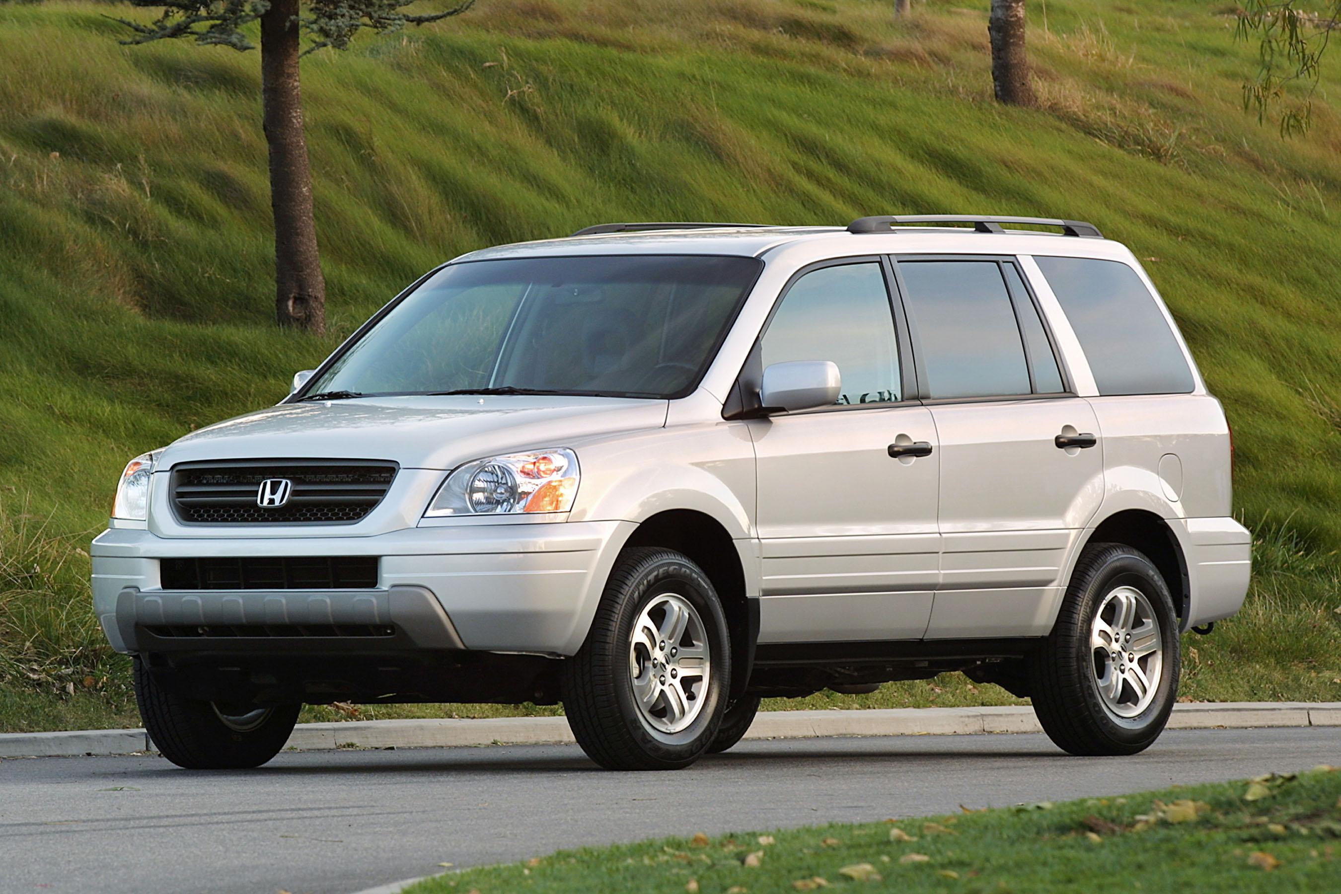 2003 Honda Pilot EX - HD Pictures @ carsinvasion.com