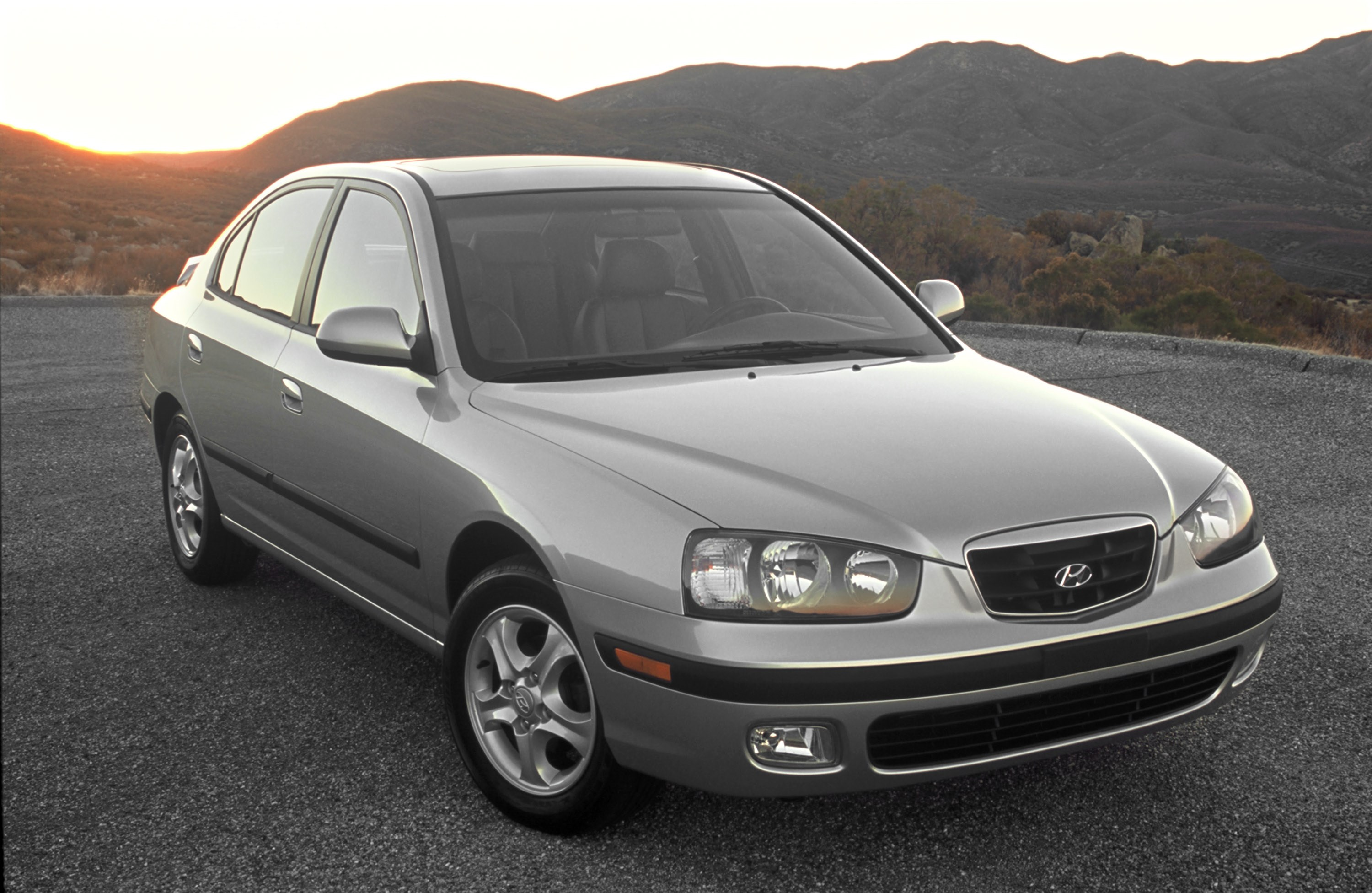 2003 Hyundai Elantra Gt 4 Door Hd Pictures