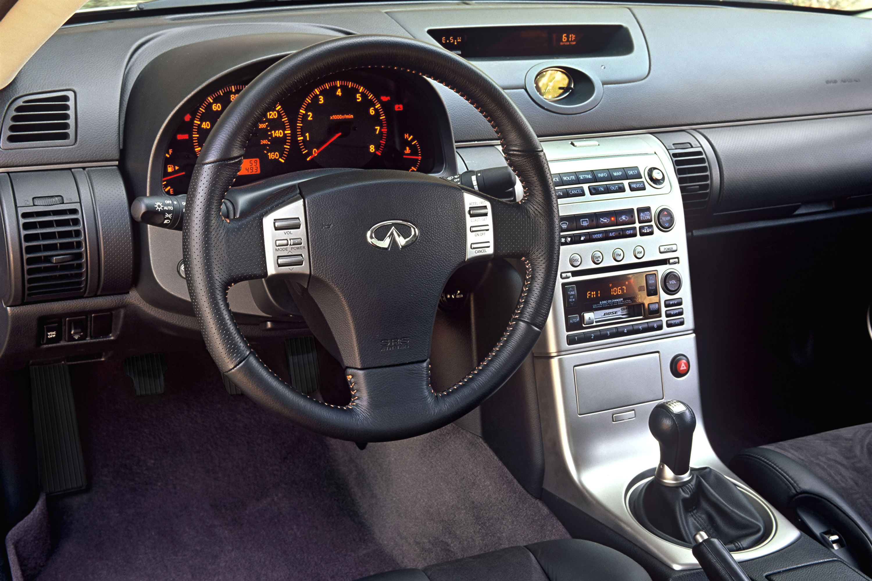 Infiniti G35 Sport Coupe photo #18