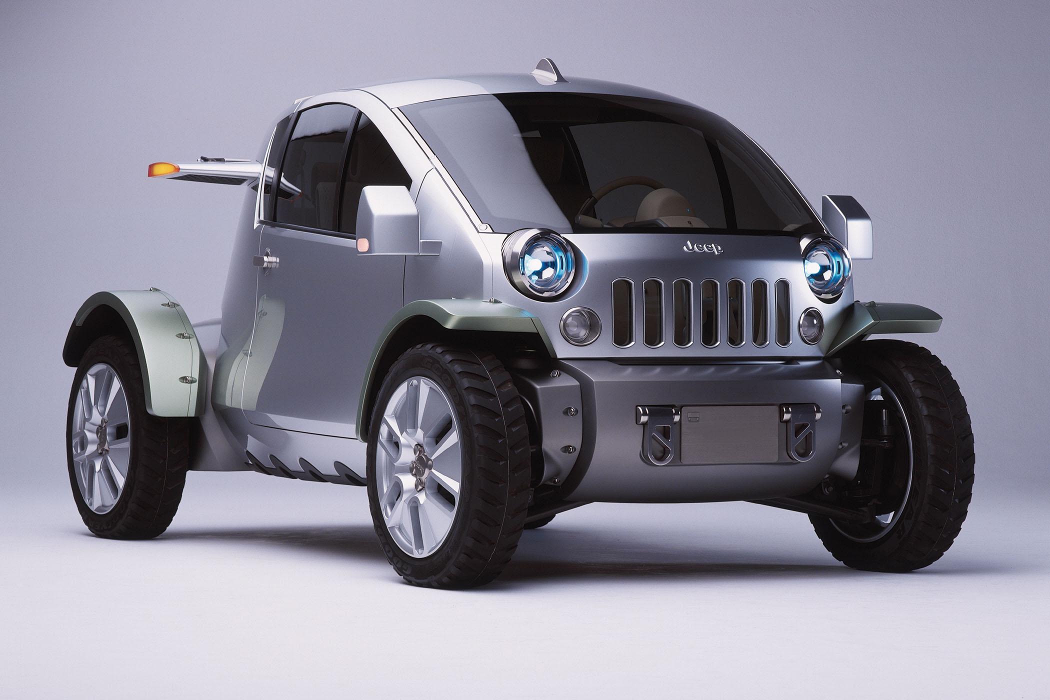 Jeep Treo Concept photo #1