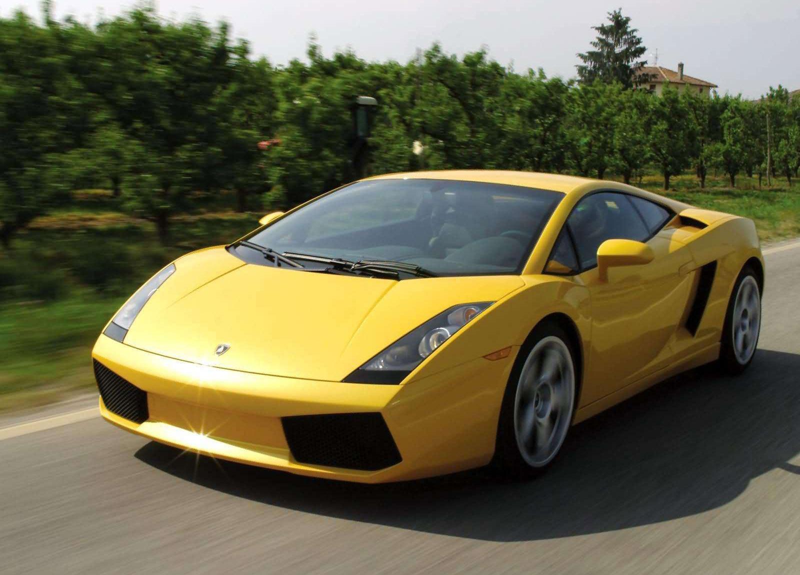 Superior 2003 Lamborghini Gallardo Thumbnail Photo 55177