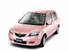 2003 Mazda Demio Stardust Pink Limited Edition thumbnail photo 46930