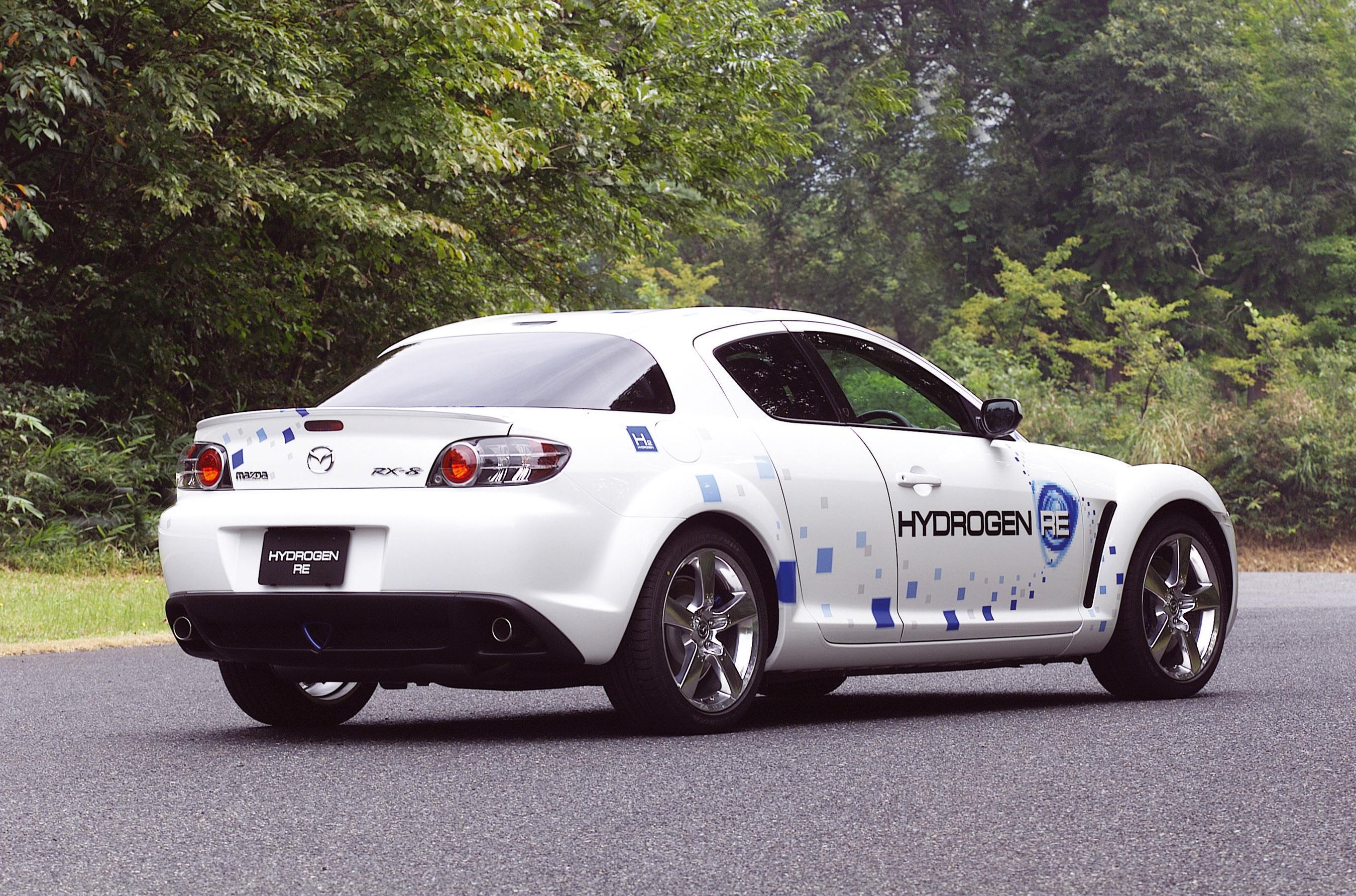 2003 Mazda RX-8 Hydrogen Concept - HD Pictures @ carsinvasion.com