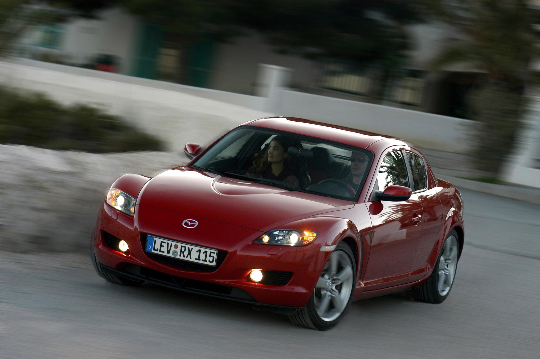 2003 Mazda RX-8 - HD Pictures @ carsinvasion.com