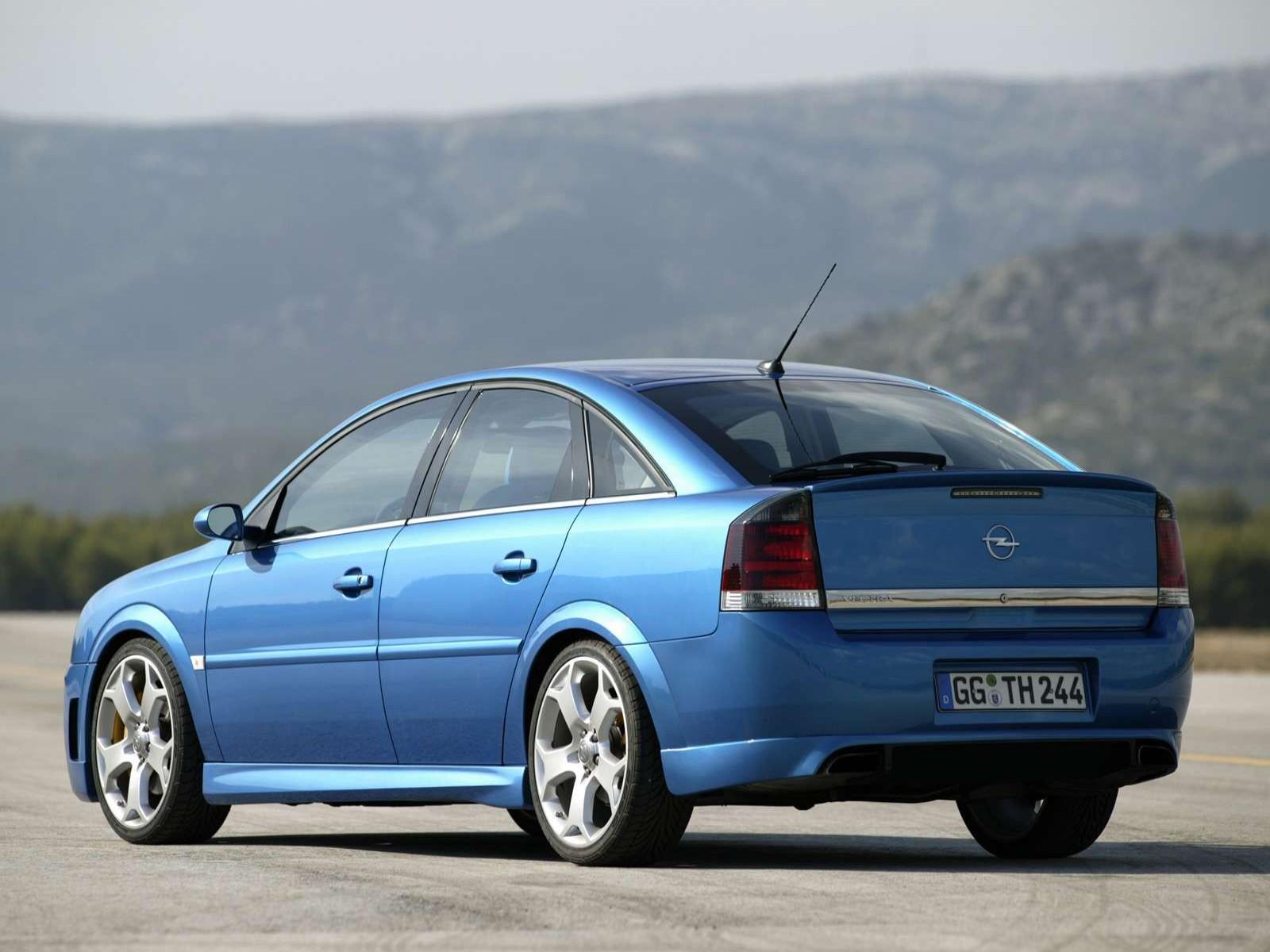 Opel Vectra OPC photo #6