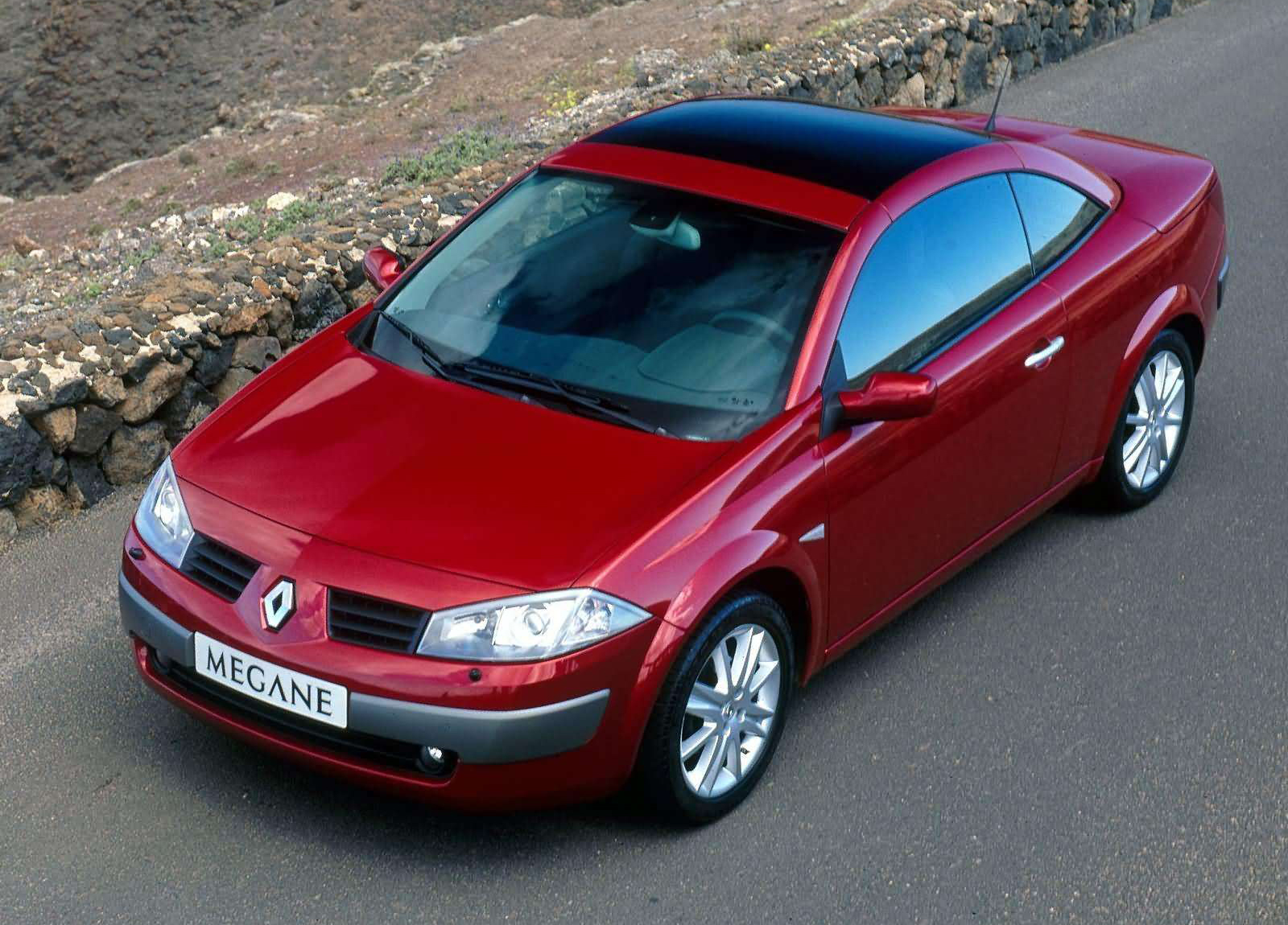 2003 Renault Megane Ii Coupecabriolet 2 0 Dynmaique