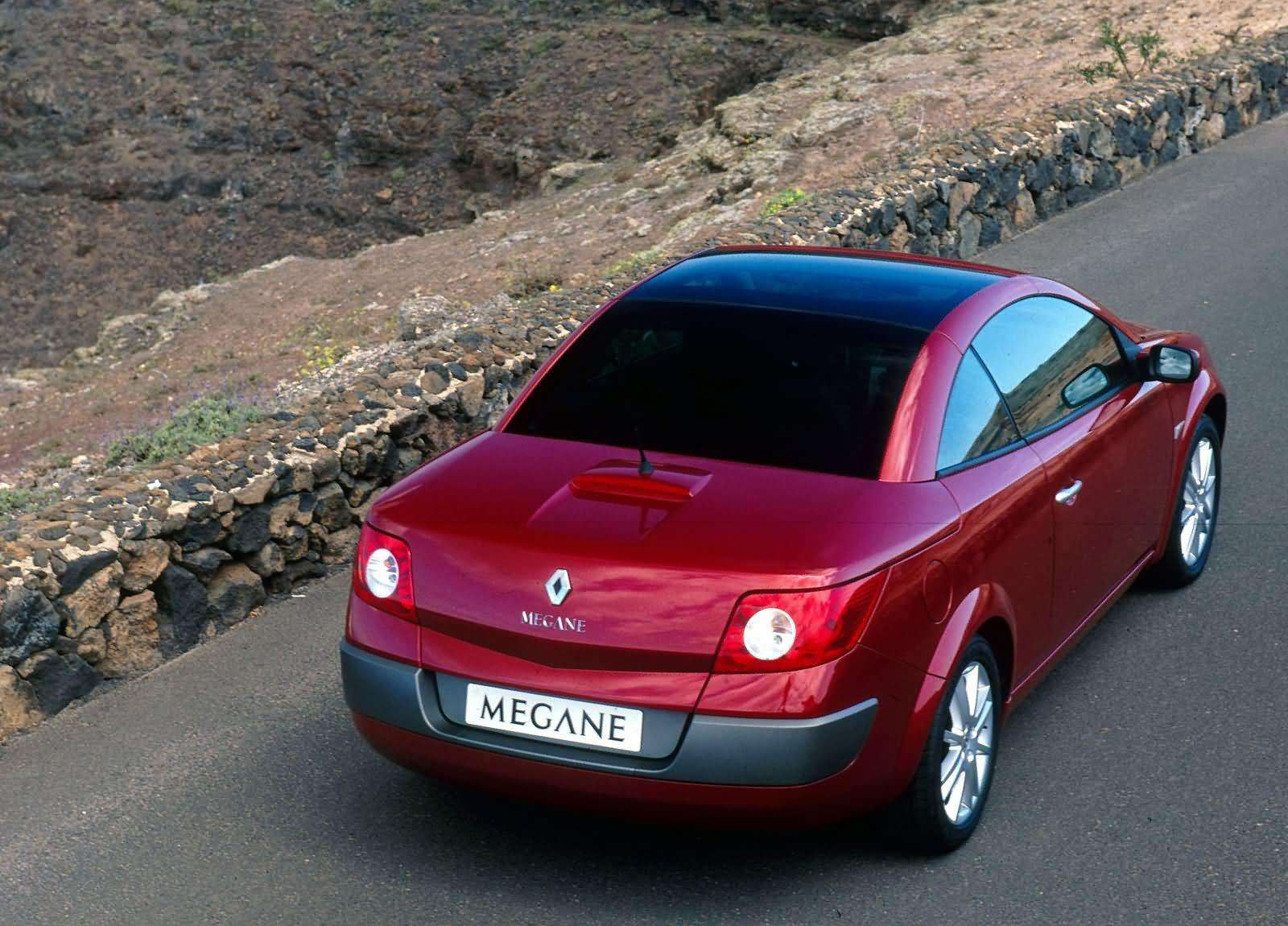 2003 renault megane ii coupecabriolet 2 0 dynmaique version hd pictures. Black Bedroom Furniture Sets. Home Design Ideas