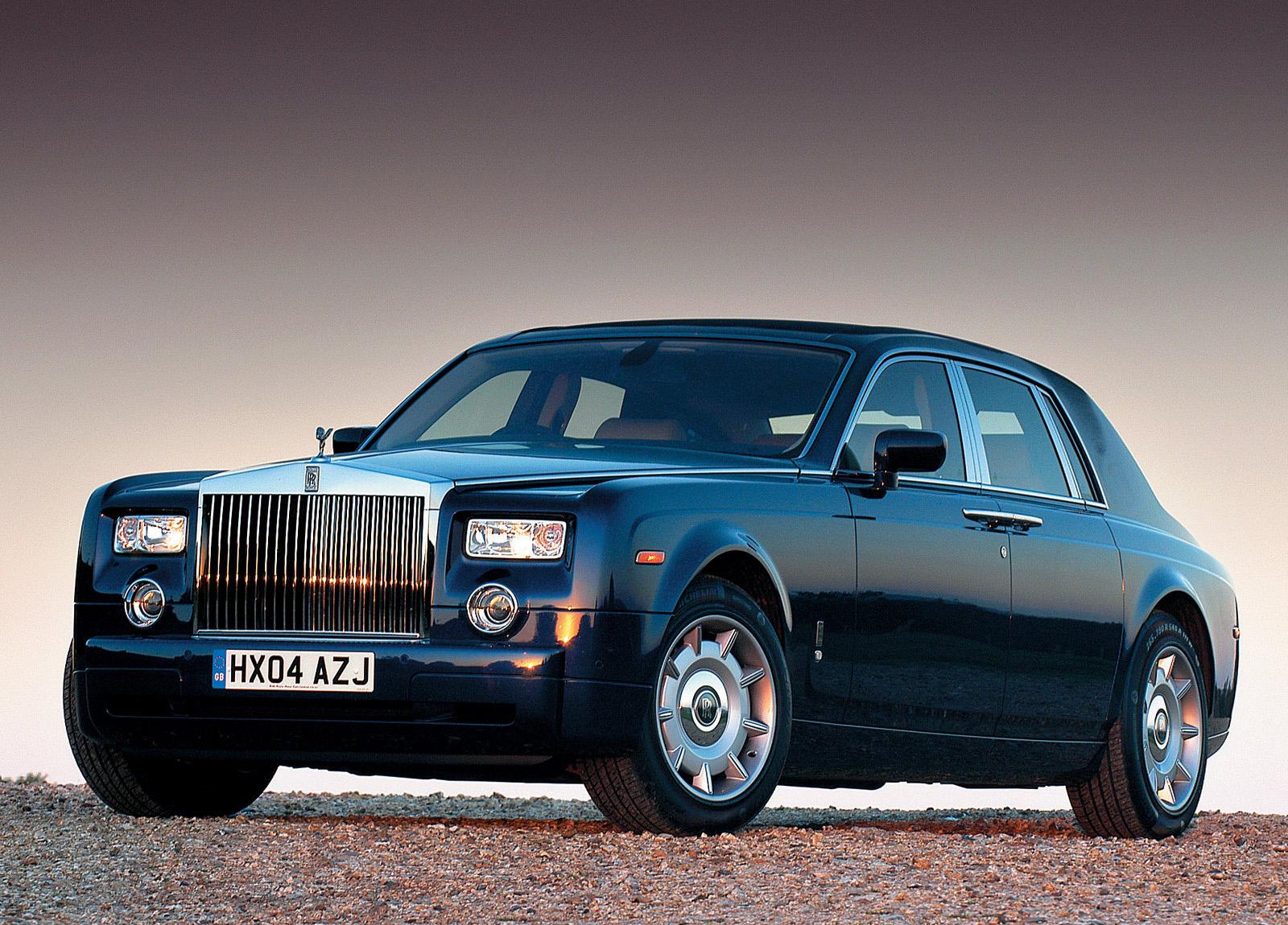 2003 Rolls Royce Phantom Hd Pictures Carsinvasion Com
