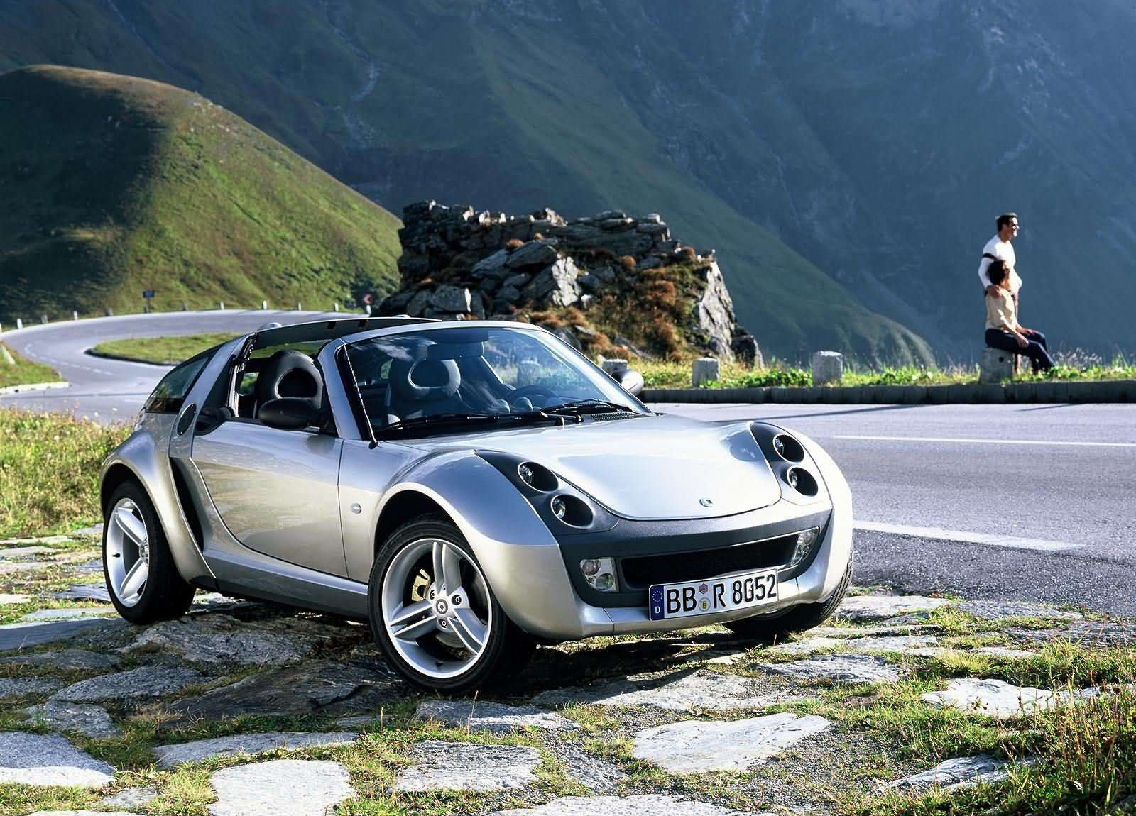 2003 smart roadster coupe hd pictures. Black Bedroom Furniture Sets. Home Design Ideas