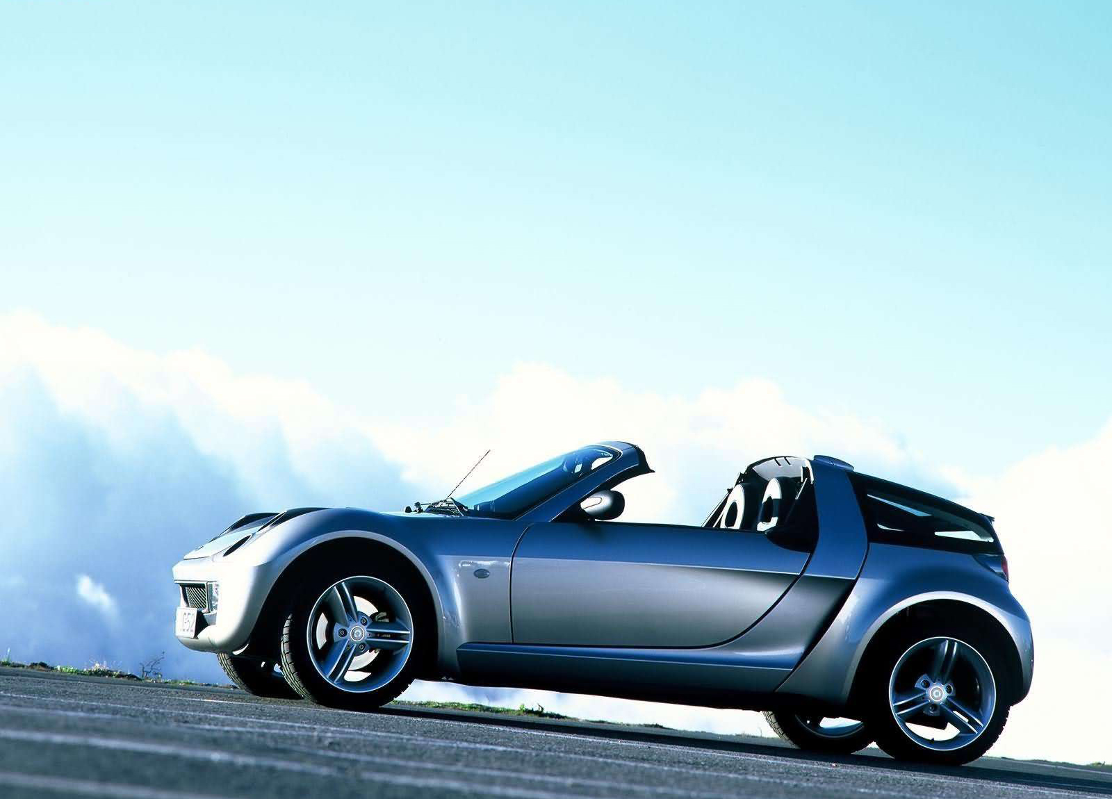 smart roadster coupe - photo #40