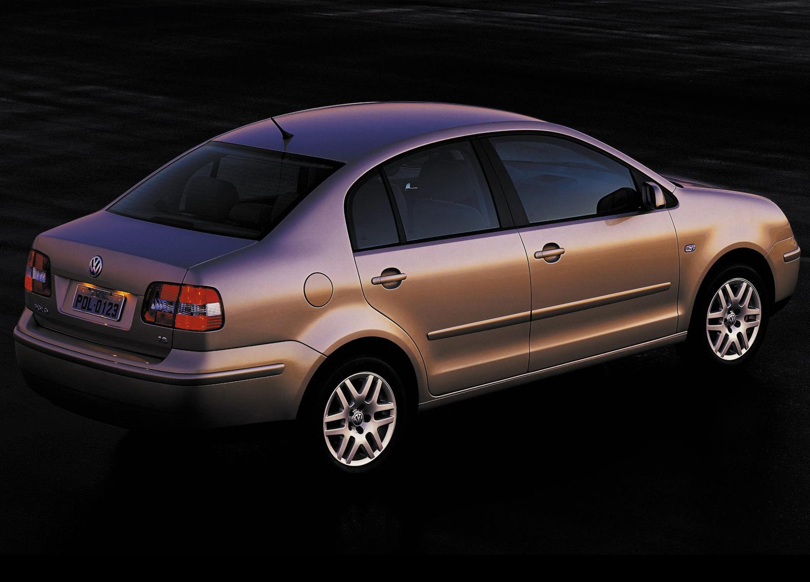 2003 Volkswagen Polo Sedan Hd Pictures Carsinvasion Com