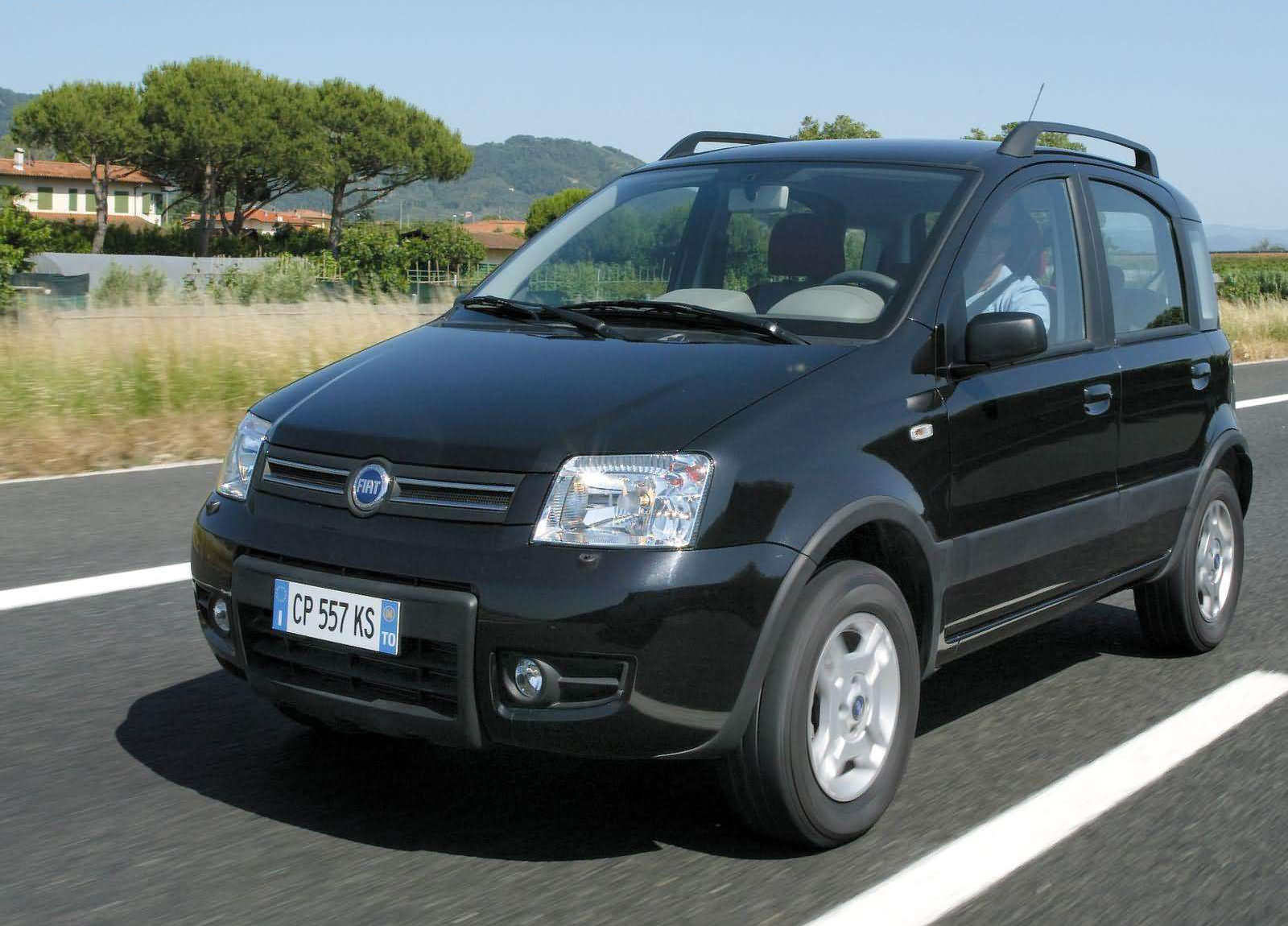 Fiat Panda 1.4 Active Natural Power (11/2010 - 02/2011 ...