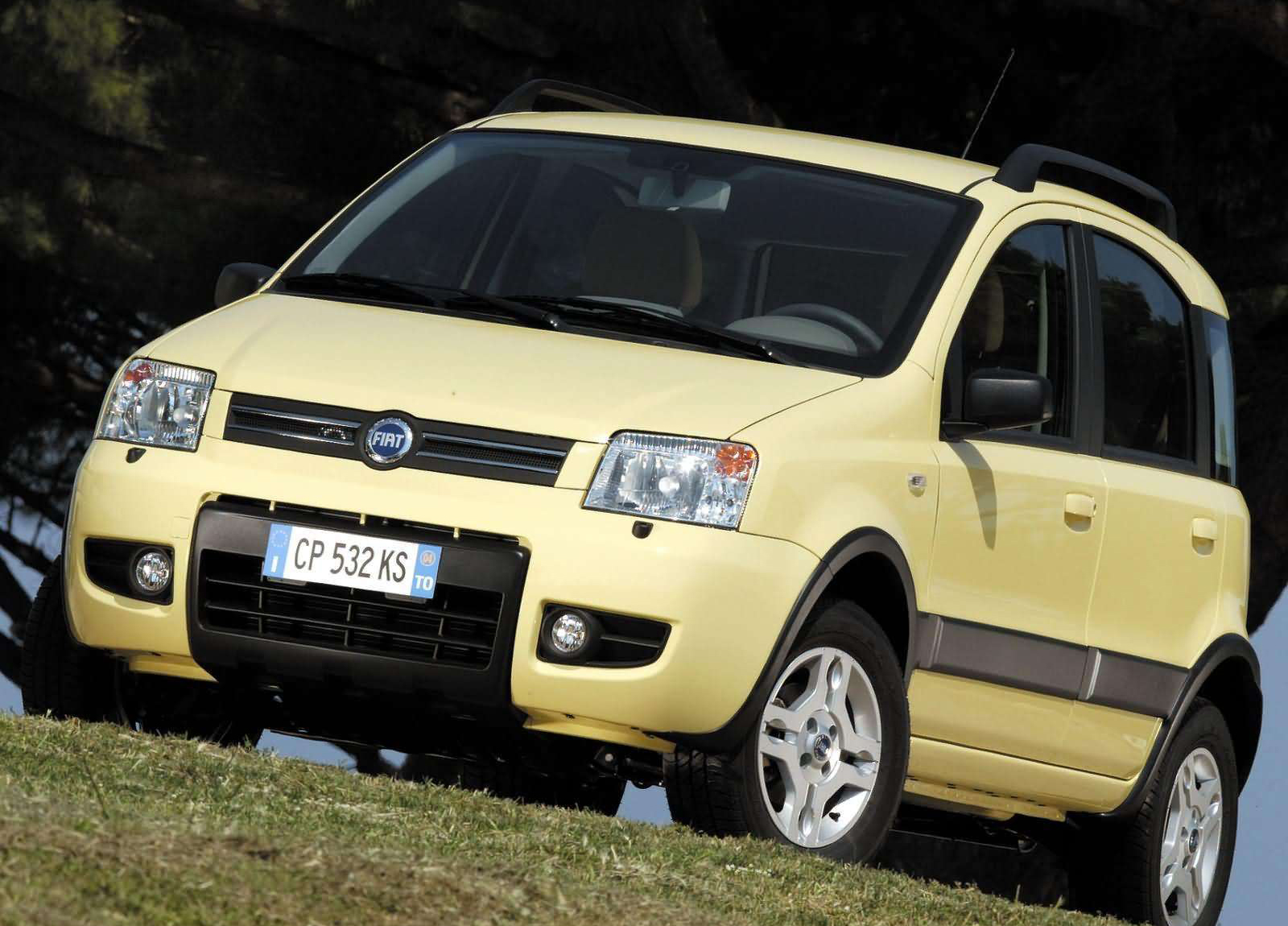 2004 fiat panda 4x4 hd pictures. Black Bedroom Furniture Sets. Home Design Ideas